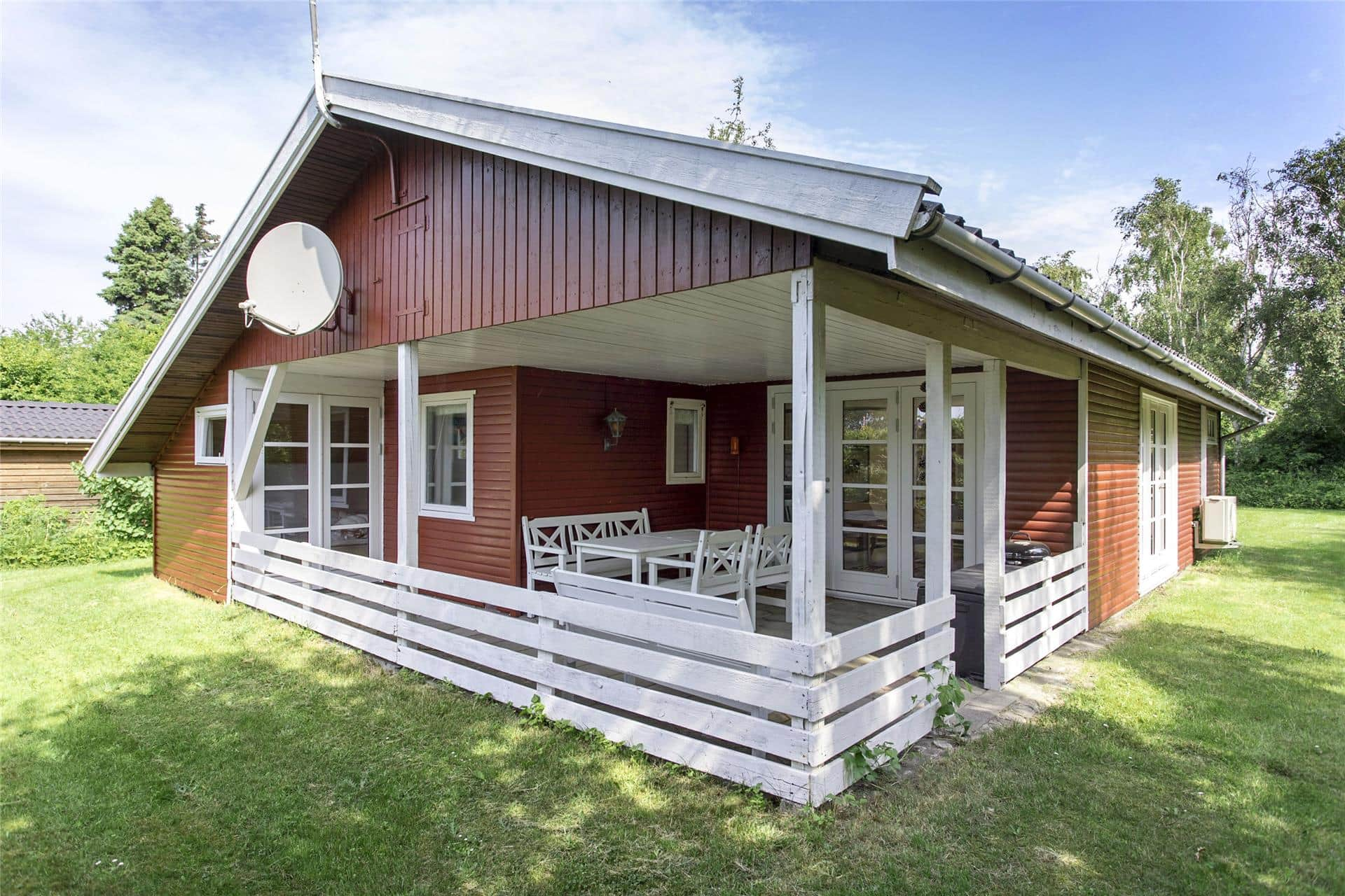 Billede 1-17 Sommerhus 12288, Strandvænget 9, DK - 4583 Sjællands Odde