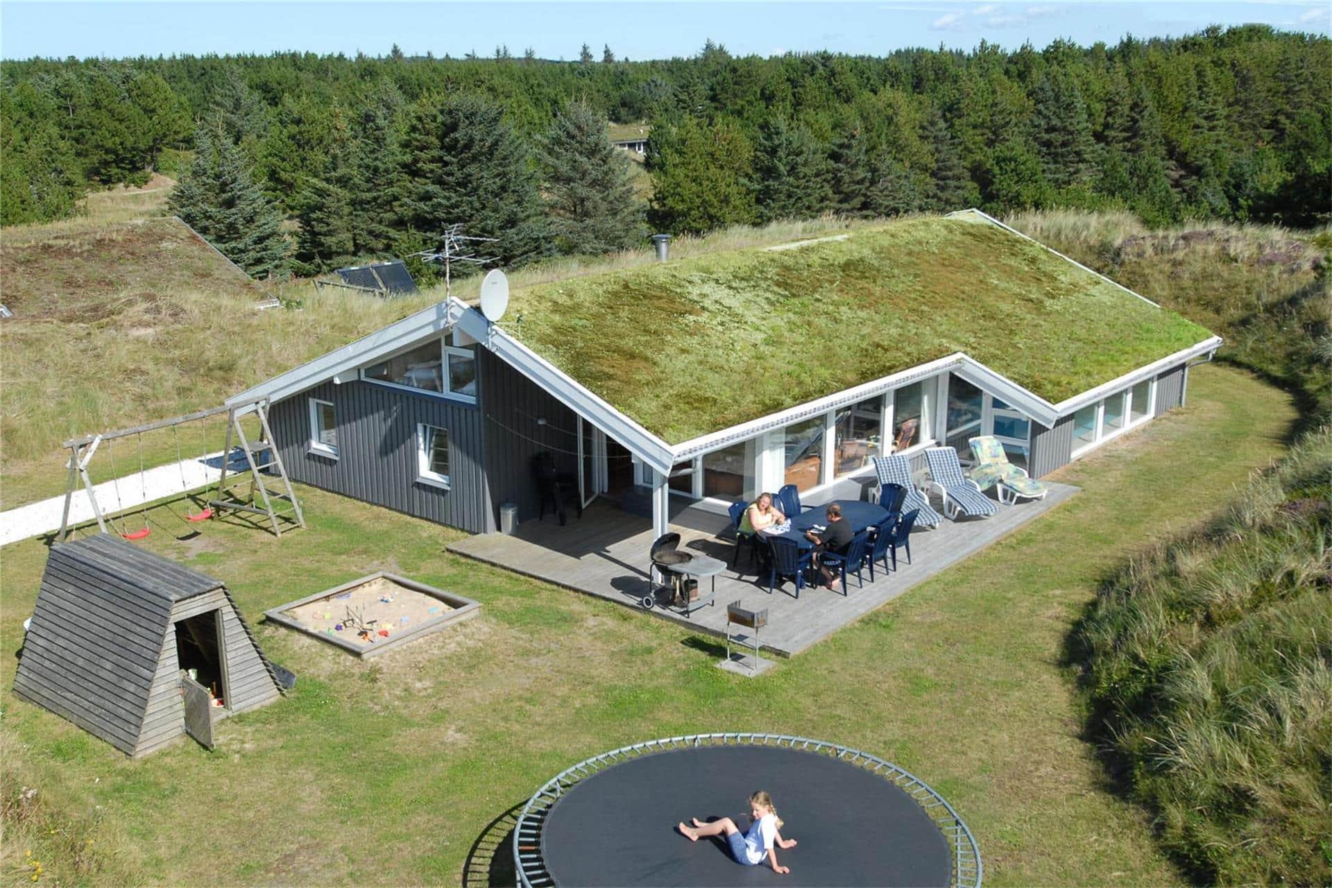 Bilde 1-14 Feirehus 782, Malinsvej 16, DK - 9492 Blokhus