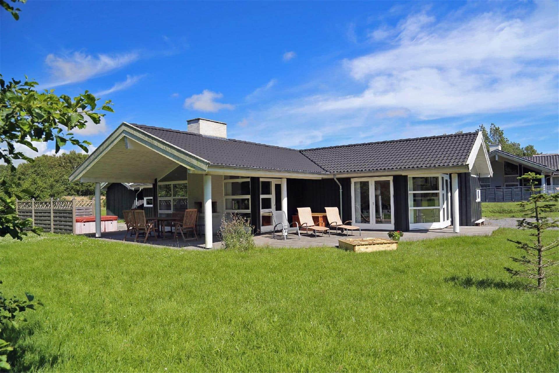Billede 1-10 Sommerhus 1433, Sluseparken 27, DK - 3720 Aakirkeby