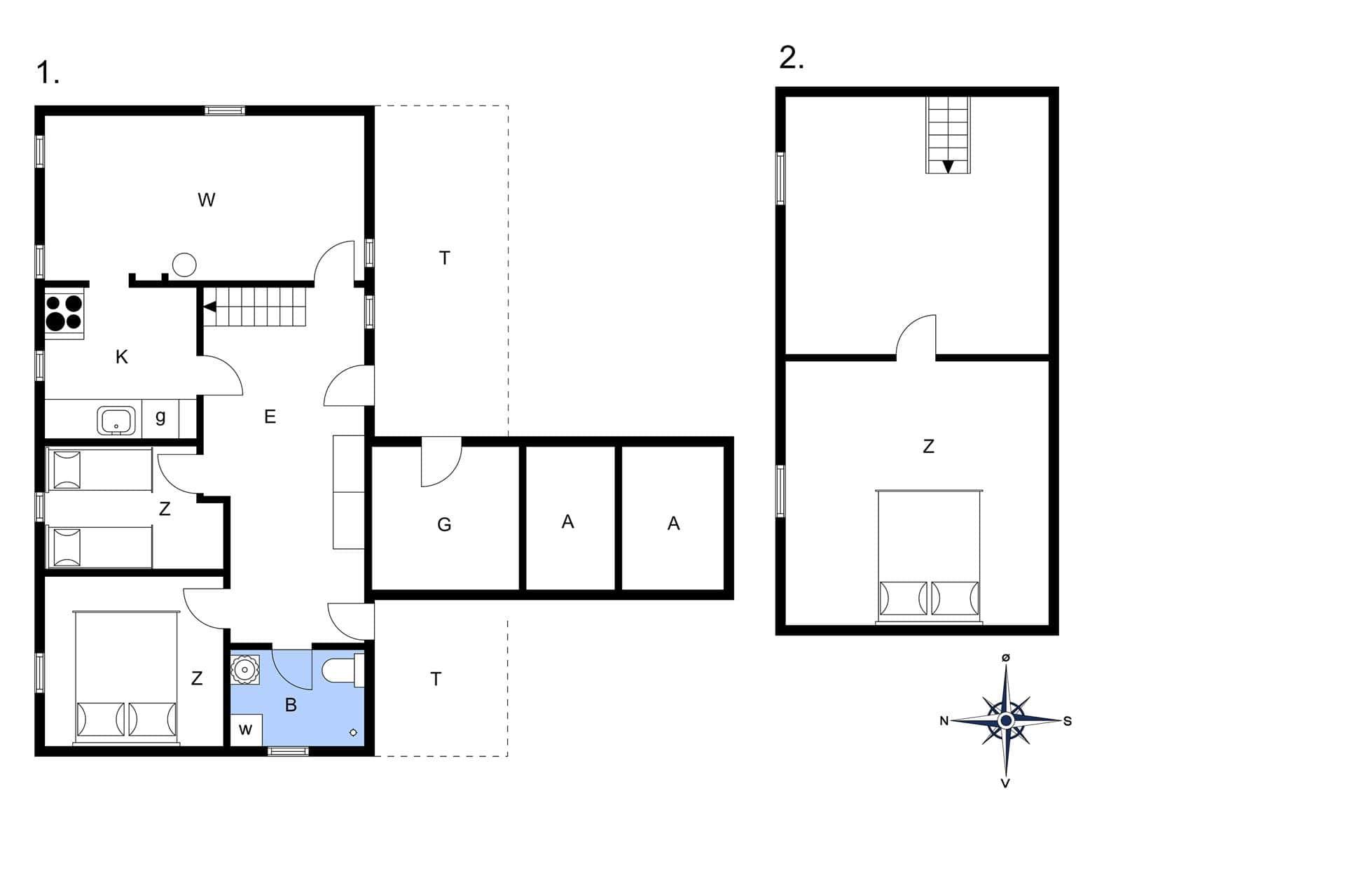 ferienhaus mit internet jb831 slettestrand jammerbucht. Black Bedroom Furniture Sets. Home Design Ideas