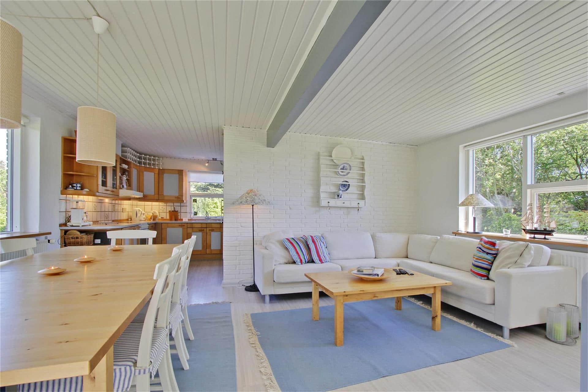 Stue 1 Billede 1-19 Sommerhus 30587, Tværagervej 11, DK - 8300 Odder