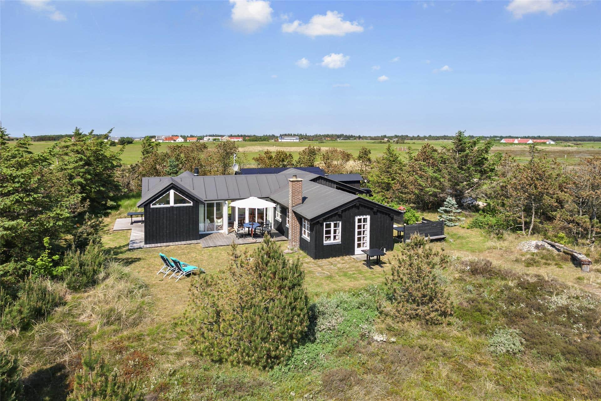 Billede 1-13 Sommerhus 255, Kræn Knudsens Vej 13, DK - 7700 Thisted