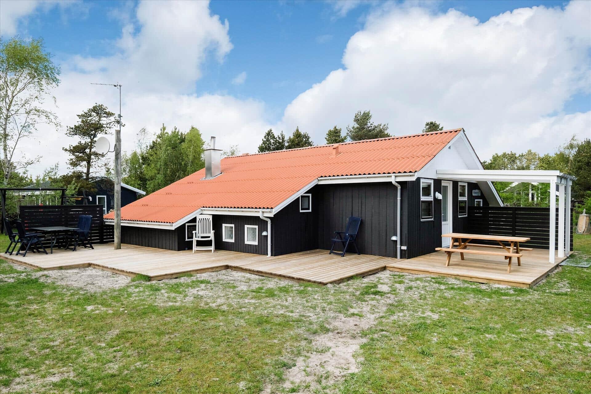 Image 0-401 Holiday-home HA133, Rødkløvervej 24, DK - 9370 Hals