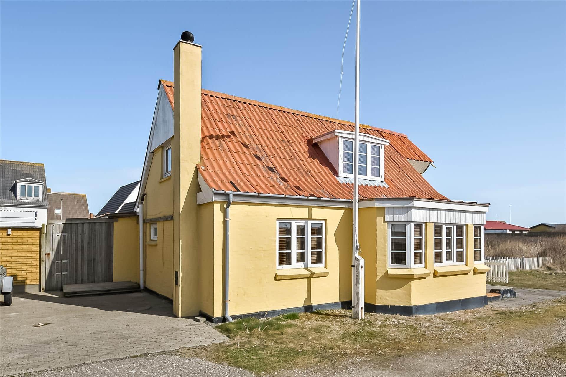 Billede 1-20 Sommerhus 707, Manøvej 9, DK - 7680 Thyborøn