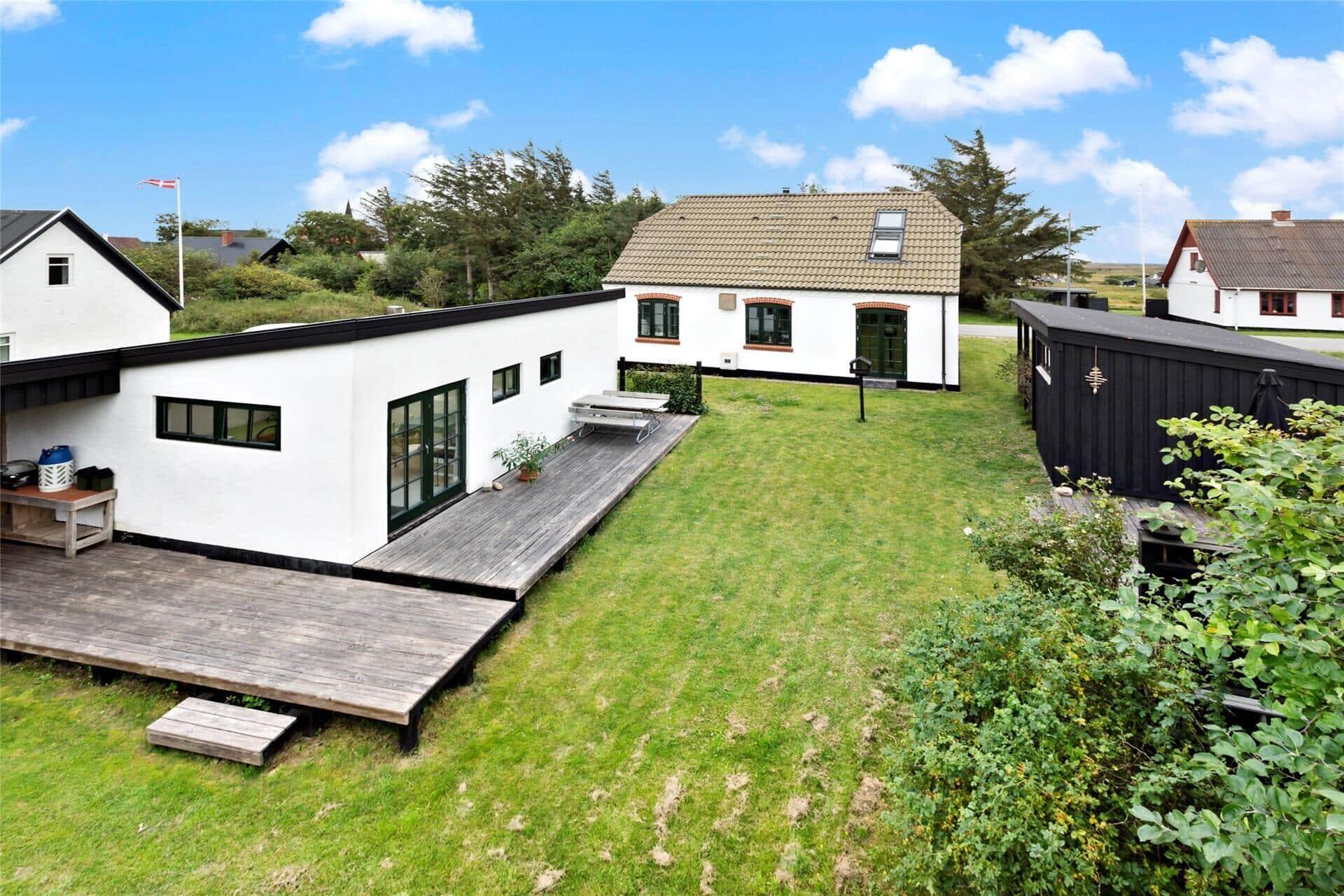 Billede 1-13 Sommerhus 126, Stenbjerg Kirkevej 52, DK - 7752 Snedsted