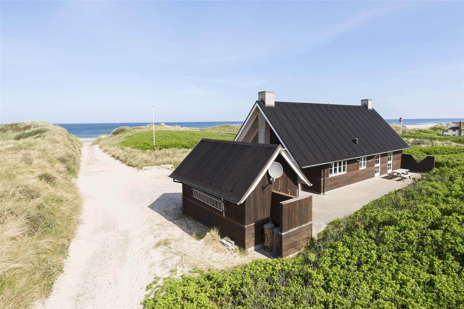 Billede 1-14 Sommerhus 1357, Ved Stranden 2, DK - 9492 Blokhus