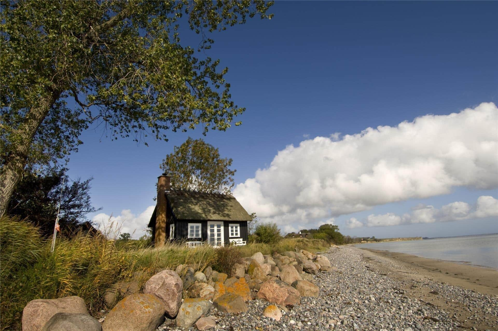 Billede 1-15 Sommerhus 6000, Rytsebækvej 37, DK - 4780 Stege