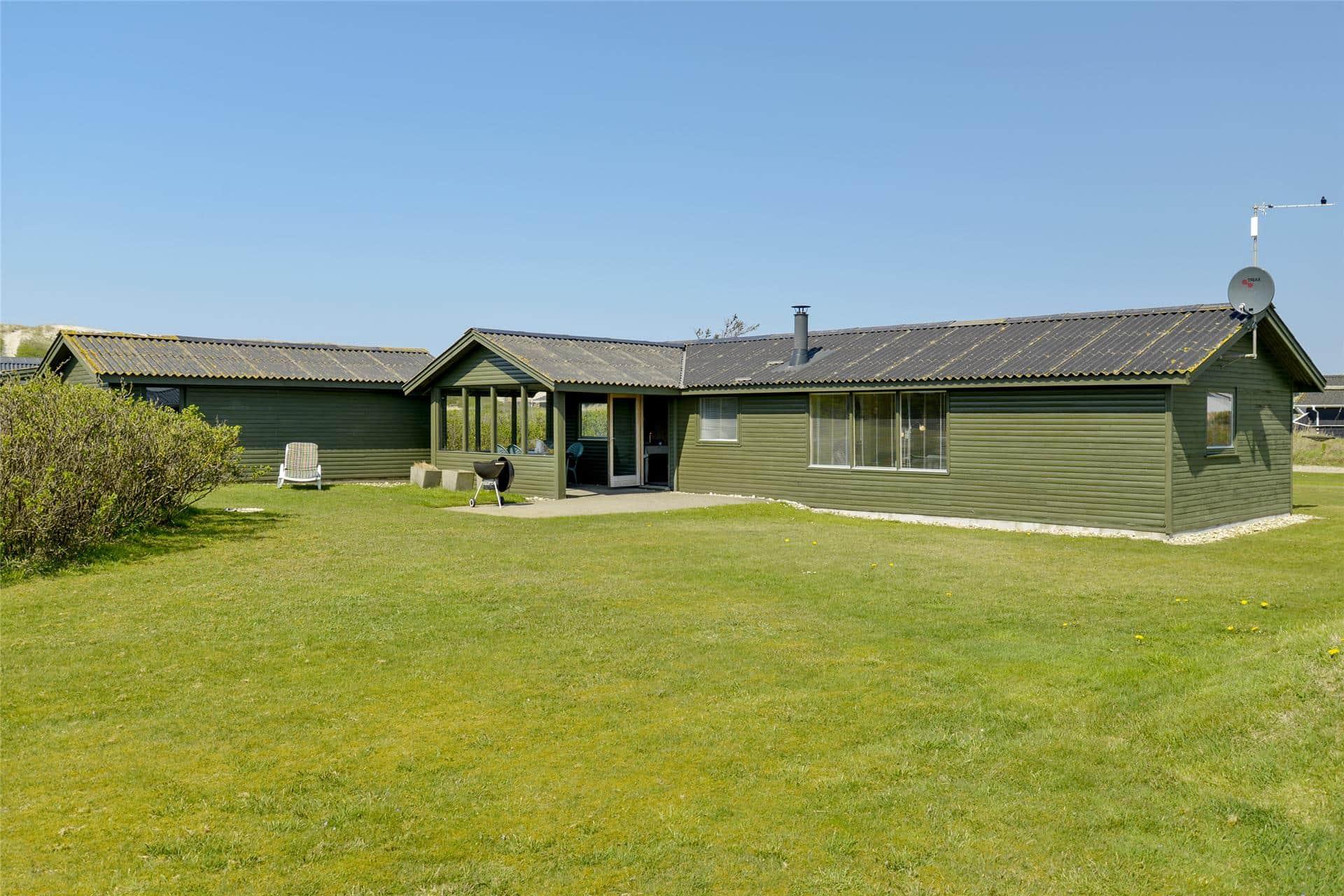 Bild 1-4 Ferienhaus 421, Granvej 26, DK - 6960 Hvide Sande