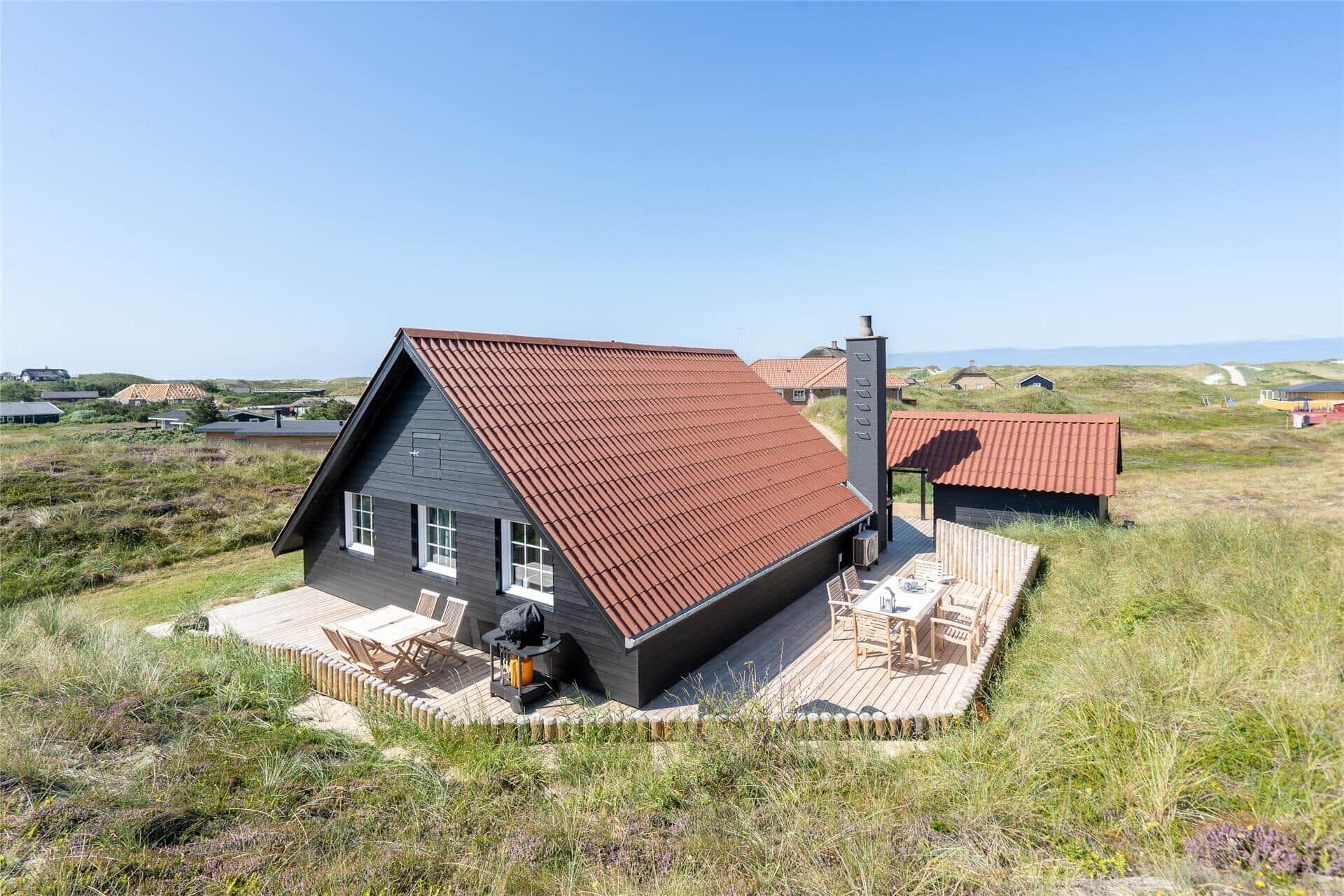 Billede 1-4 Sommerhus 108, Mågedalen 89, DK - 6950 Ringkøbing