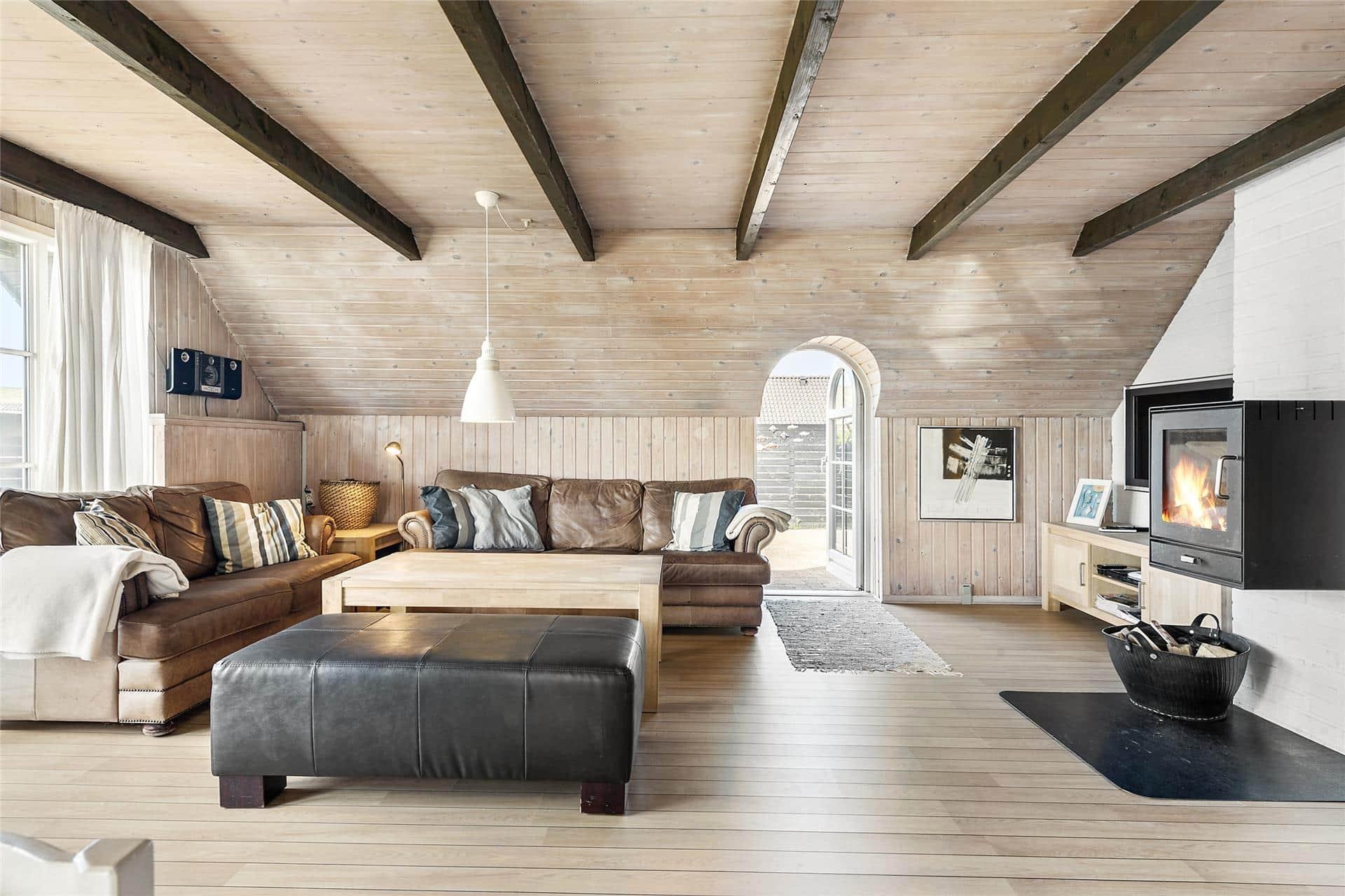 strandhaus ferienhaus 423 aargab hvide sande. Black Bedroom Furniture Sets. Home Design Ideas
