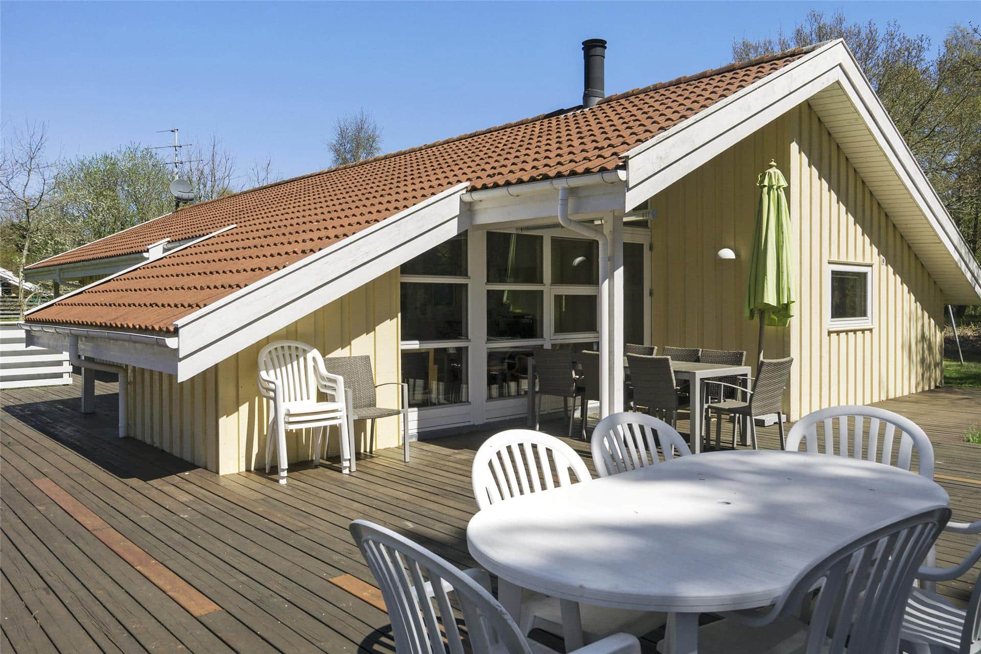 Billede 1-10 Sommerhus 1532, Strandparken 9, DK - 3720 Aakirkeby