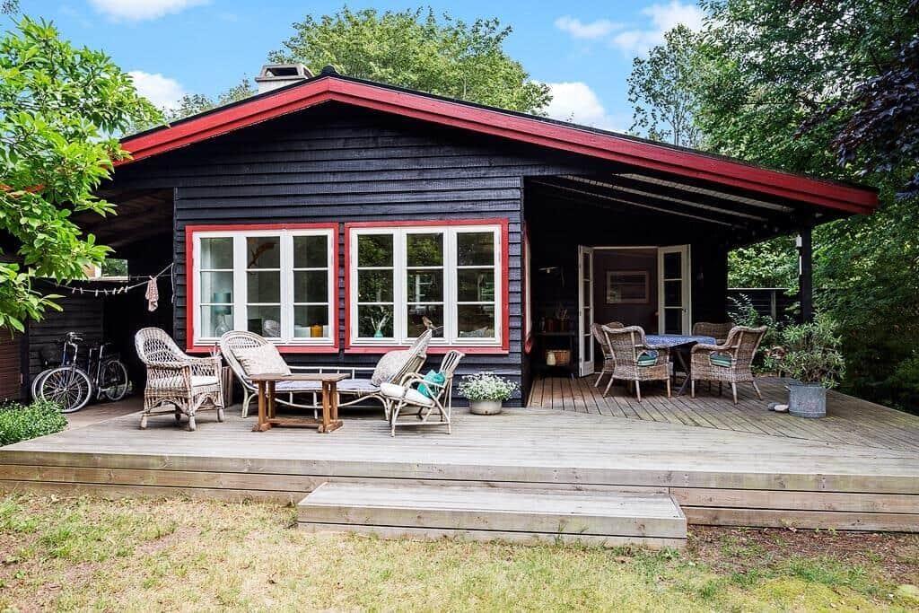 Billede 1-1336 Sommerhus 1082-N, Hjertegræsvej 11, DK - 3300 Frederiksværk