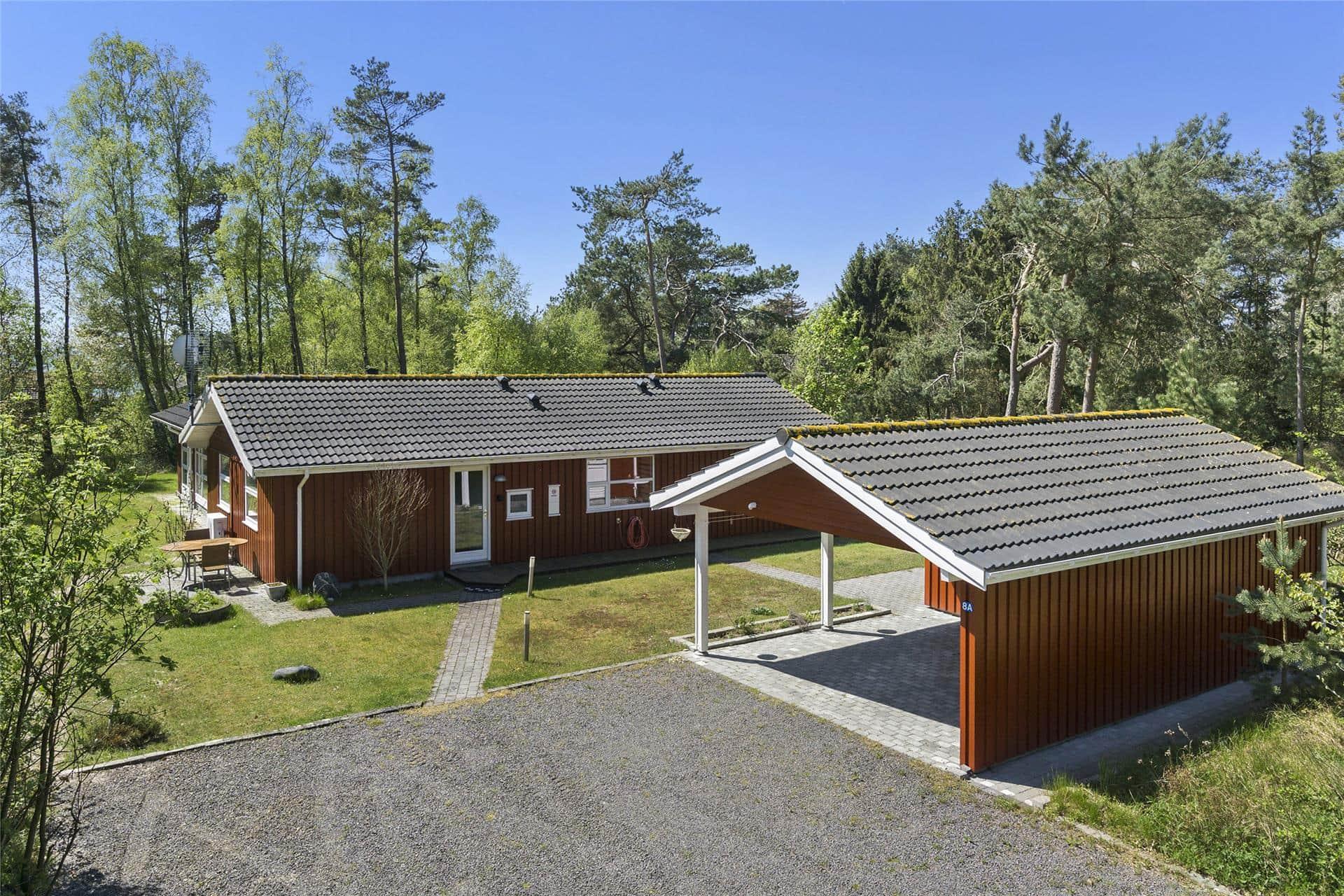 Billede 1-10 Sommerhus 1505, Sluseparken 8, DK - 3720 Aakirkeby
