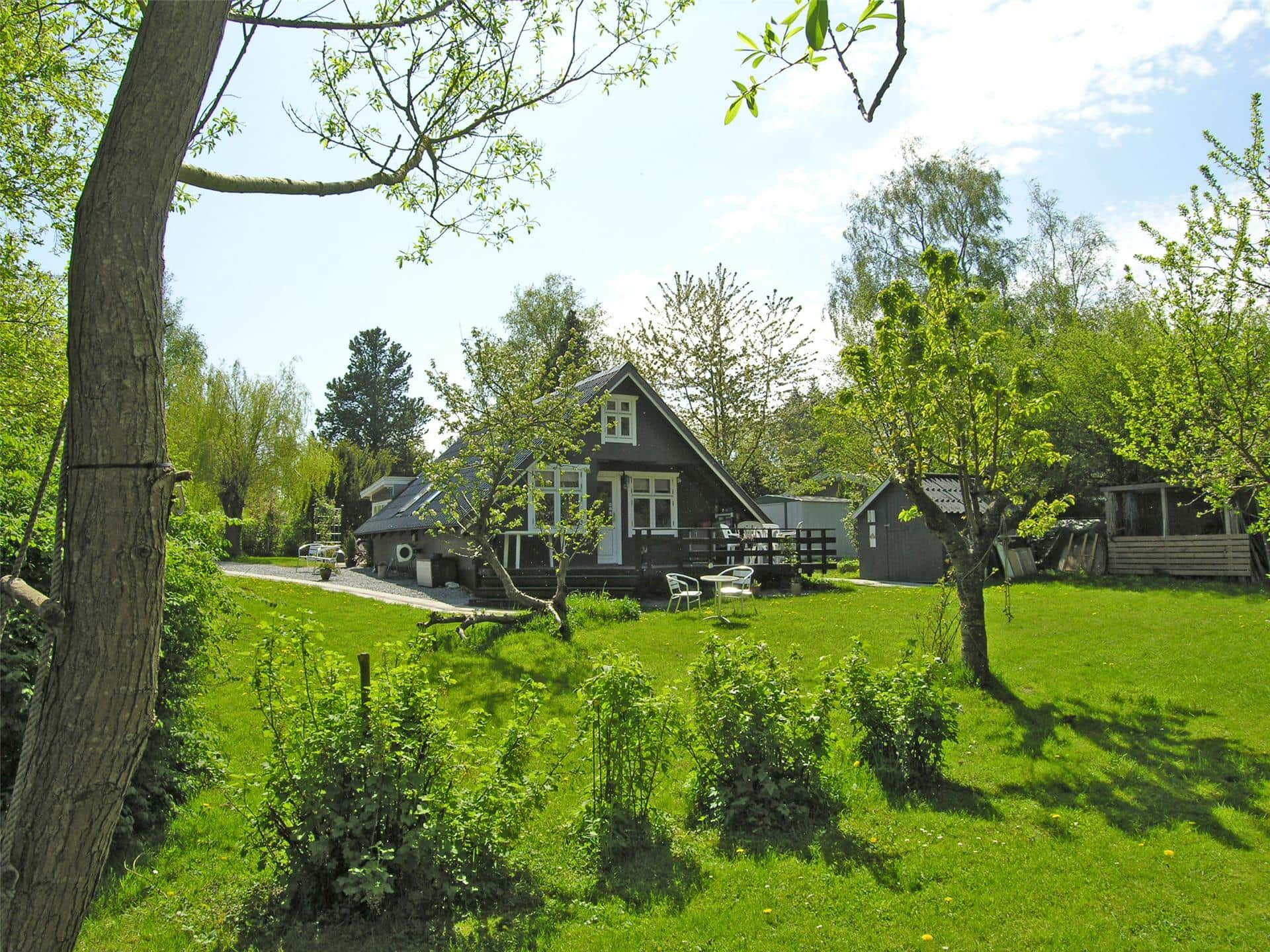 Bild 1-19 Stuga 30708, Skovgårdsparken 57, DK - 8300 Odder