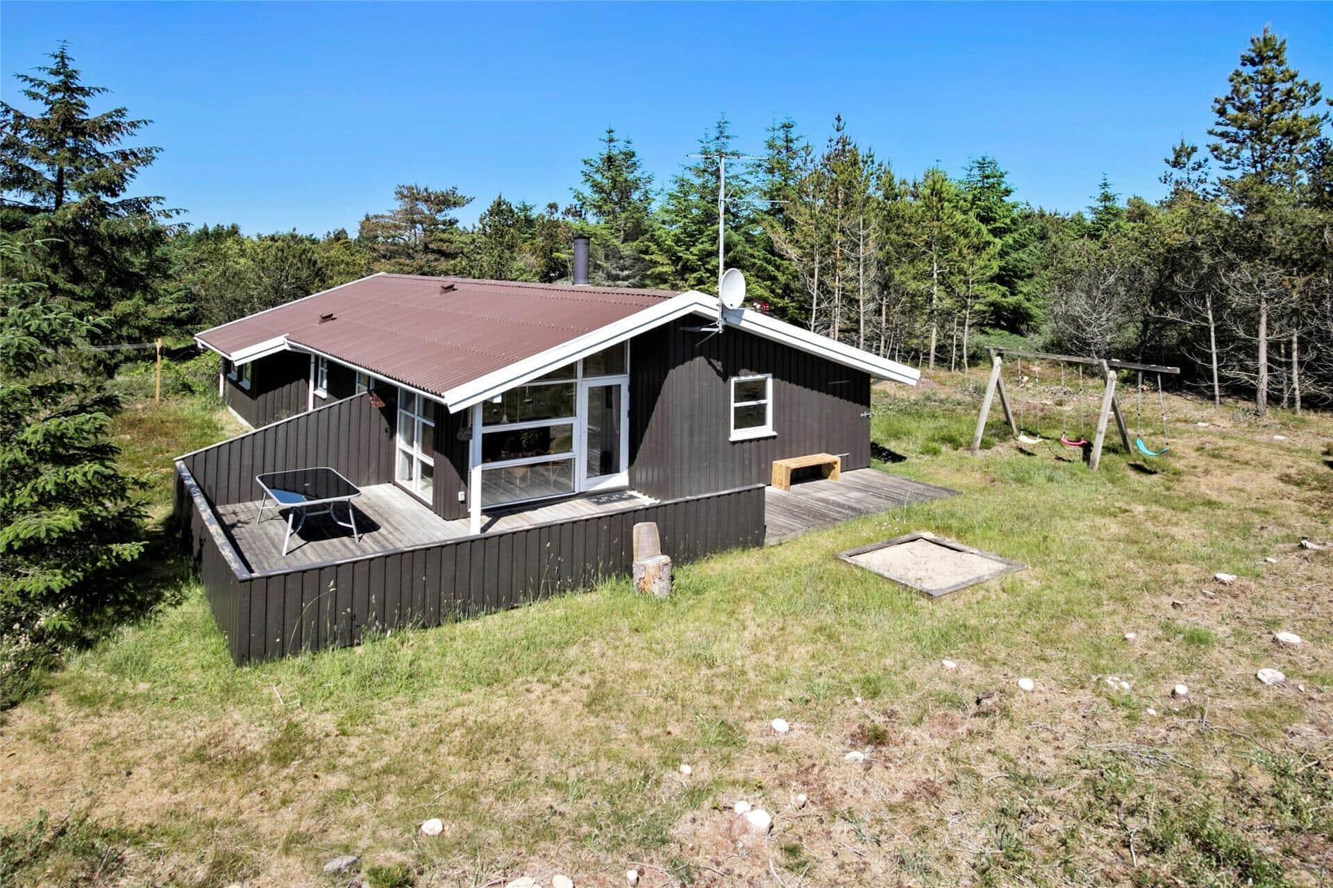 Billede 1-172 Sommerhus JB844, Blåbærstien 27, DK - 9690 Fjerritslev