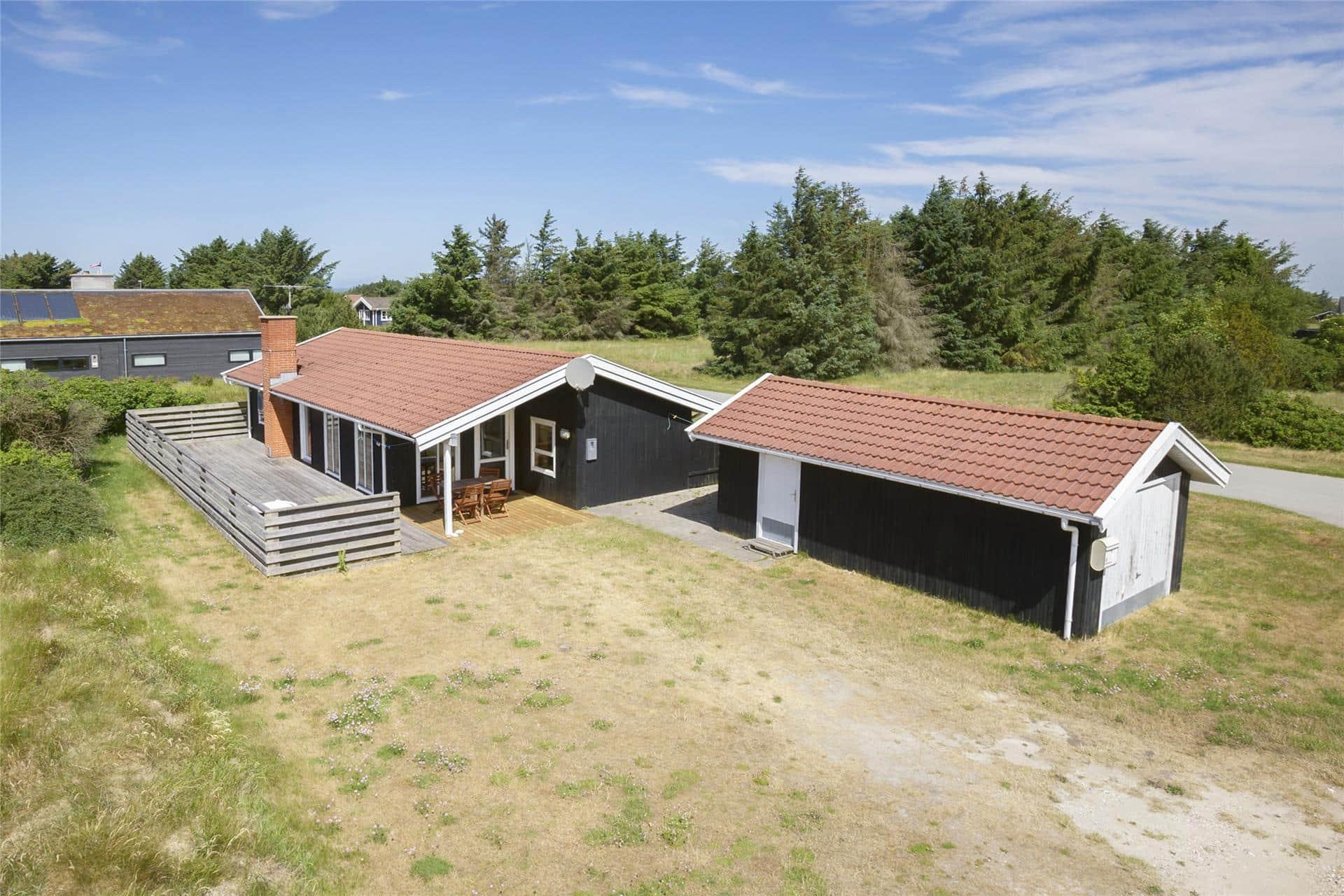 Billede 1-13 Sommerhus 318, Nordsøvej 204, DK - 7700 Thisted