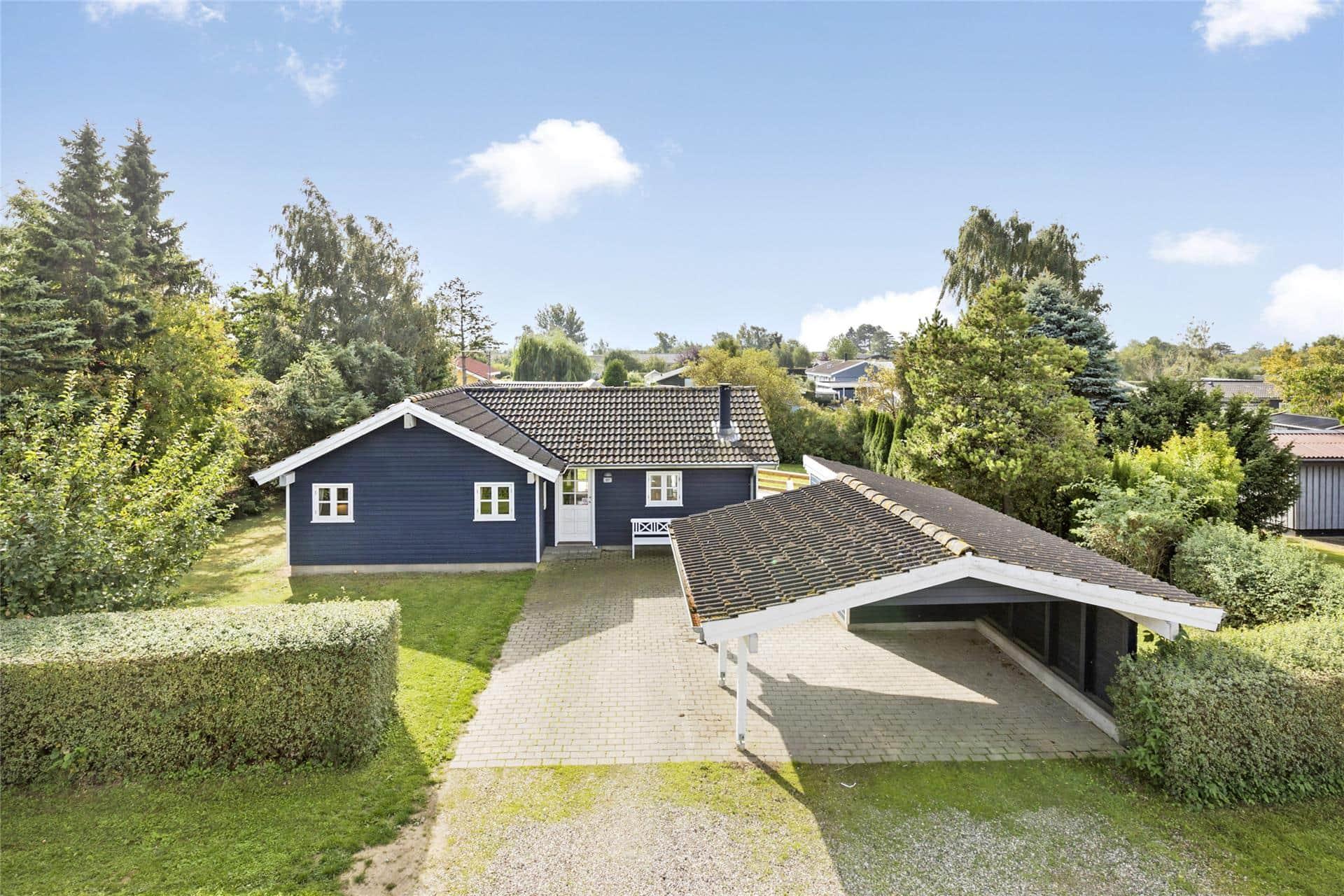Billede 1-6 Sommerhus N106, Krageholmsvej 97, DK - 4736 Karrebæksminde