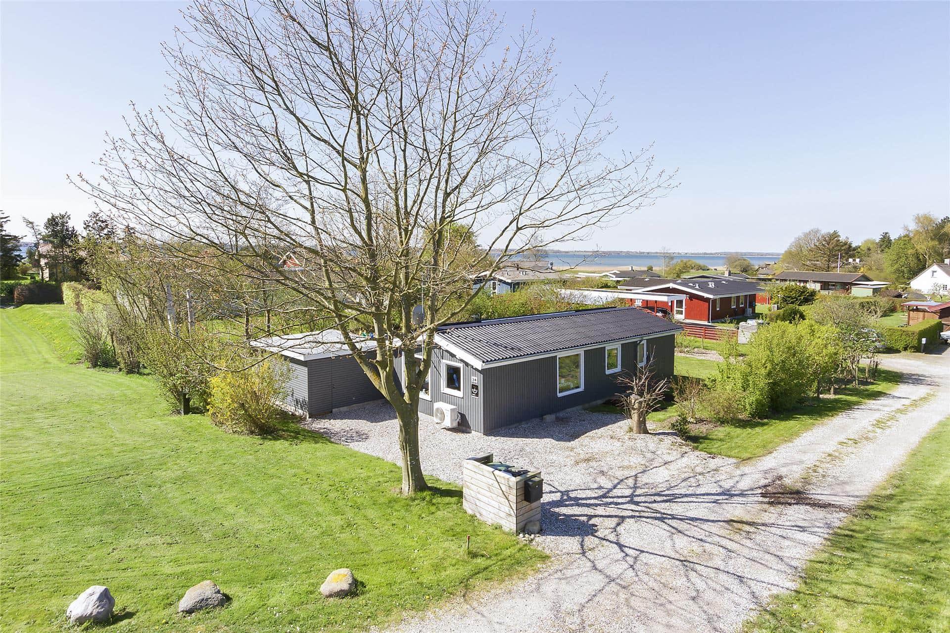 Billede 1-15 Sommerhus 7301, A. Johnsonsvej 34, DK - 4793 Bogø By