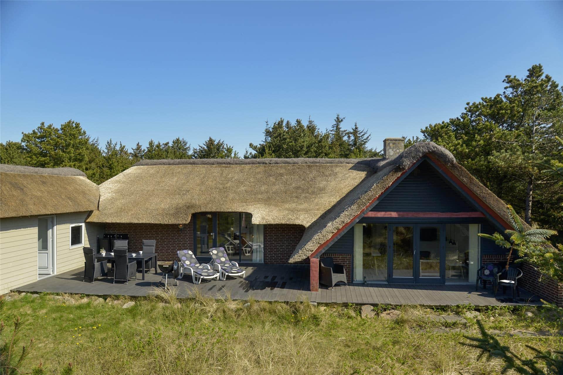 Bild 1-4 Ferienhaus 204, Lyngsletten 47, DK - 6950 Ringkøbing