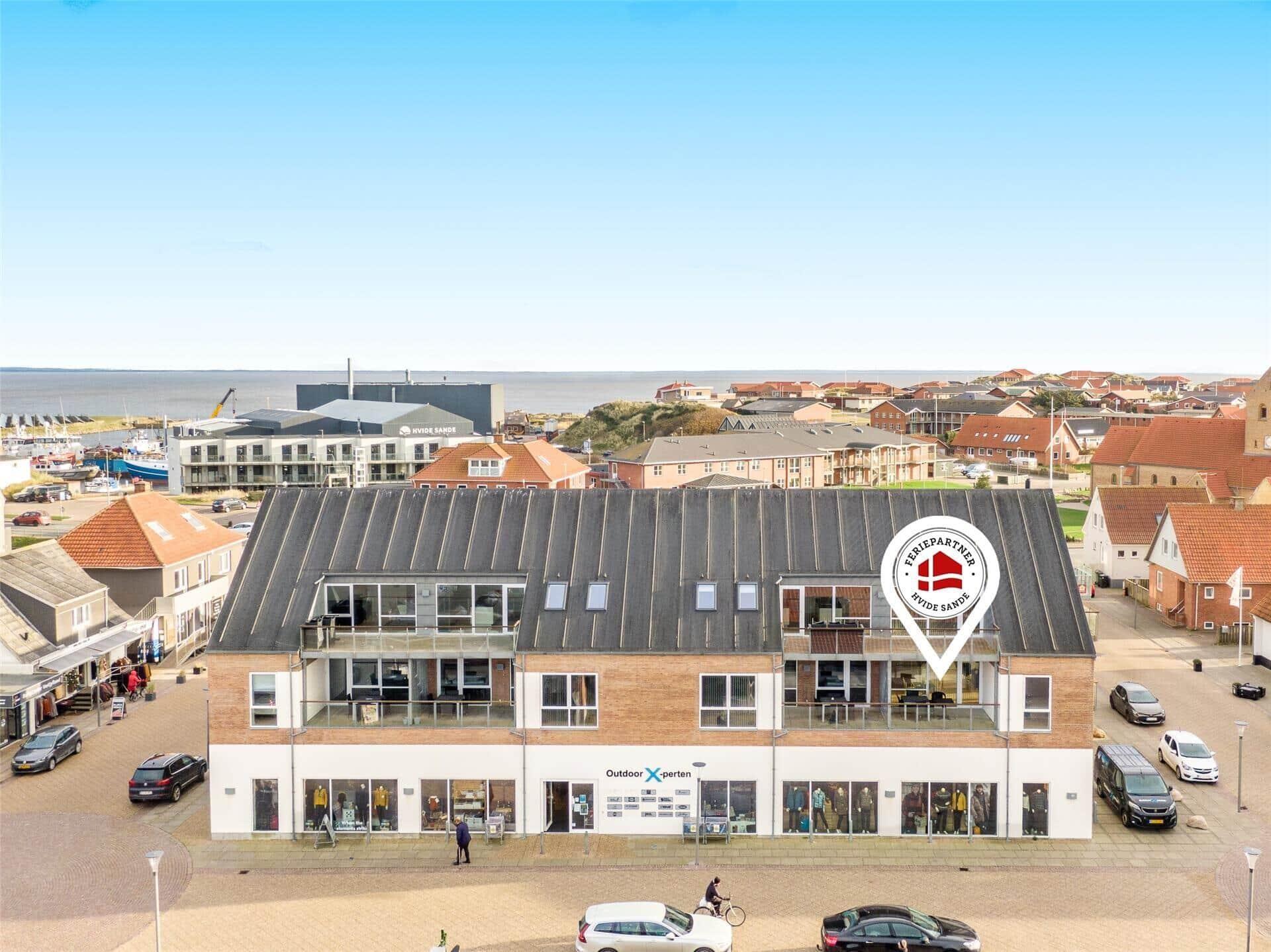 Billede 1-4 Sommerhus 797, Strandgade 6, DK - 6960 Hvide Sande