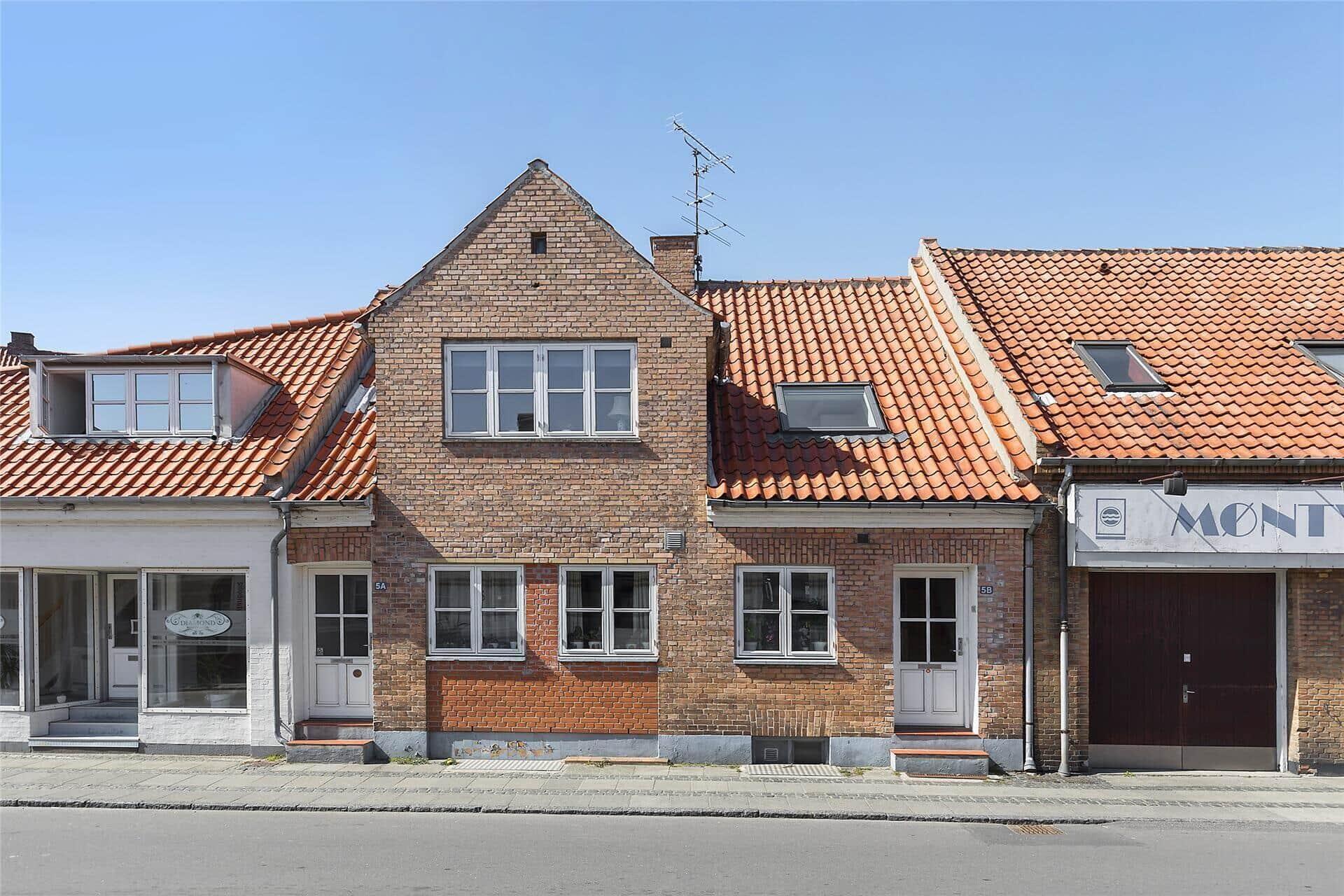 Billede 1-10 Sommerhus 9501, Nørregade 5, DK - 3700 Rønne