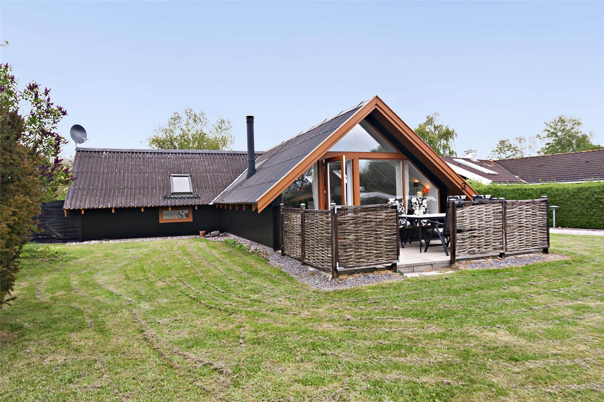 Billede 1-26 Sommerhus SL244, Gærdesangervej 3, DK - 4200 Slagelse