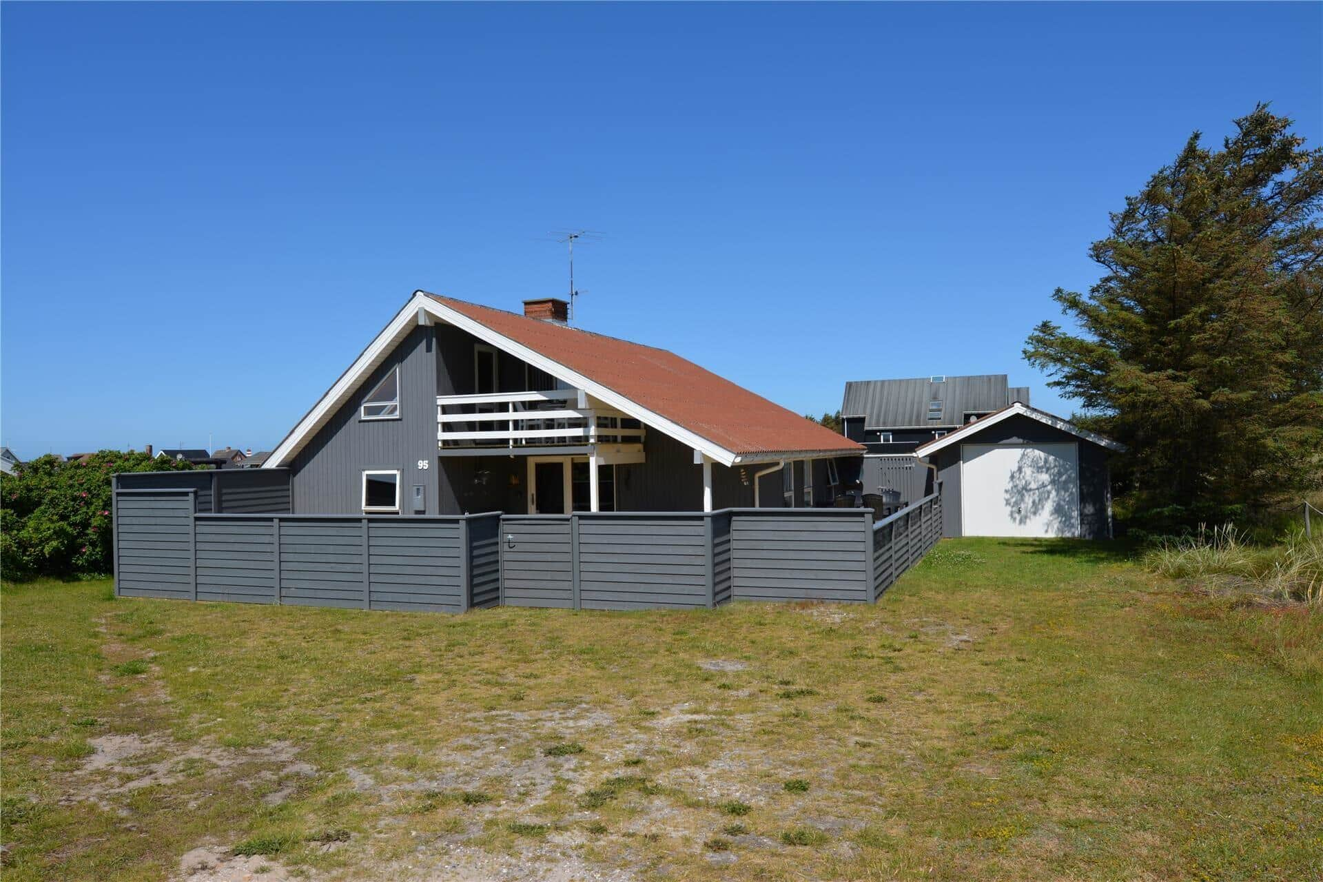 Billede 1-13 Sommerhus 720, Fiskervej 95, DK - 7700 Thisted