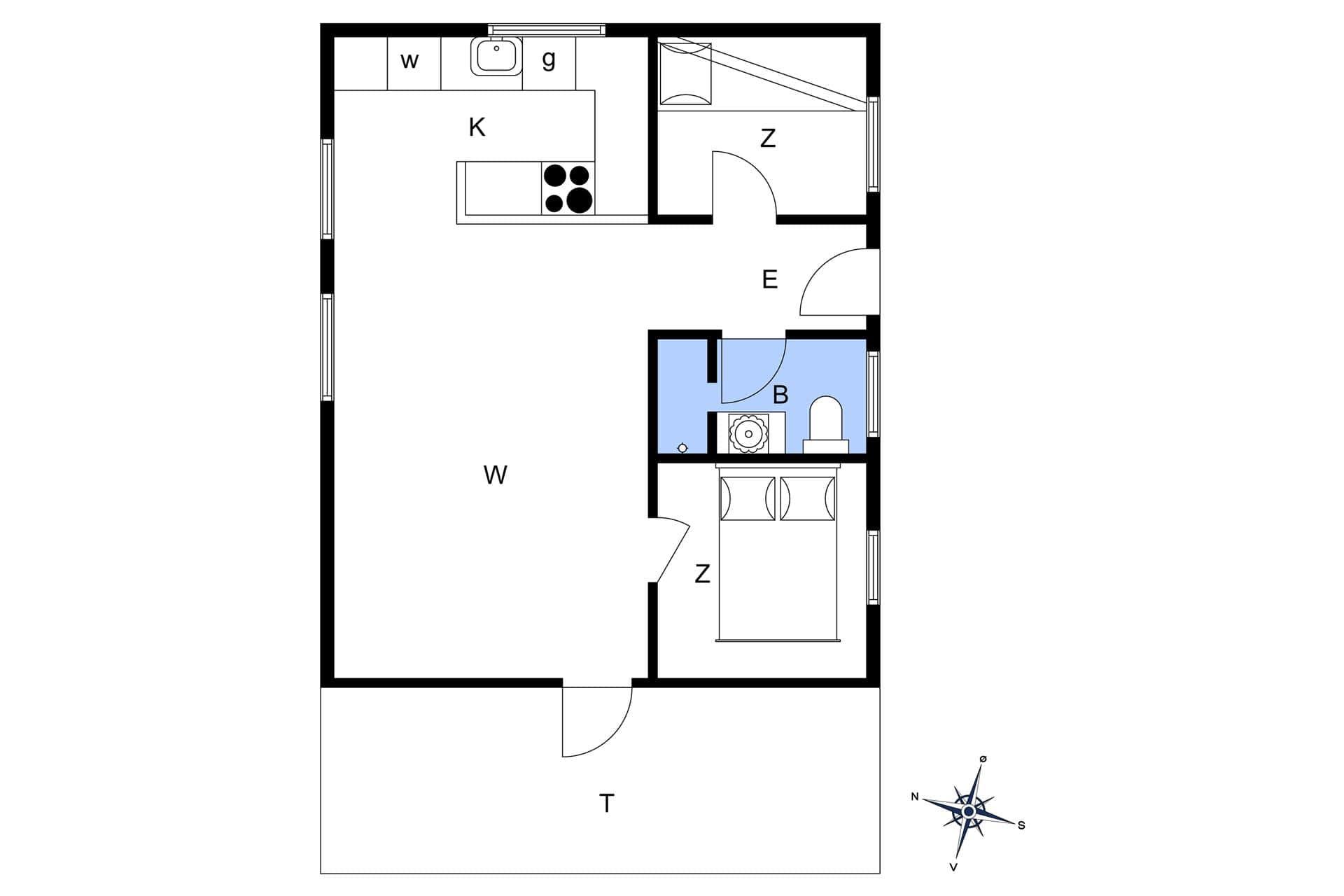 strandhaus ferienhaus 9101 marielyst marielyst. Black Bedroom Furniture Sets. Home Design Ideas