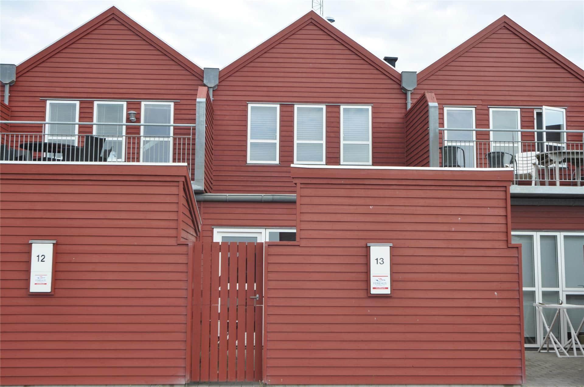 Billede 1-175 Sommerhus 70851, Havnevej 12, DK - 6990 Ulfborg