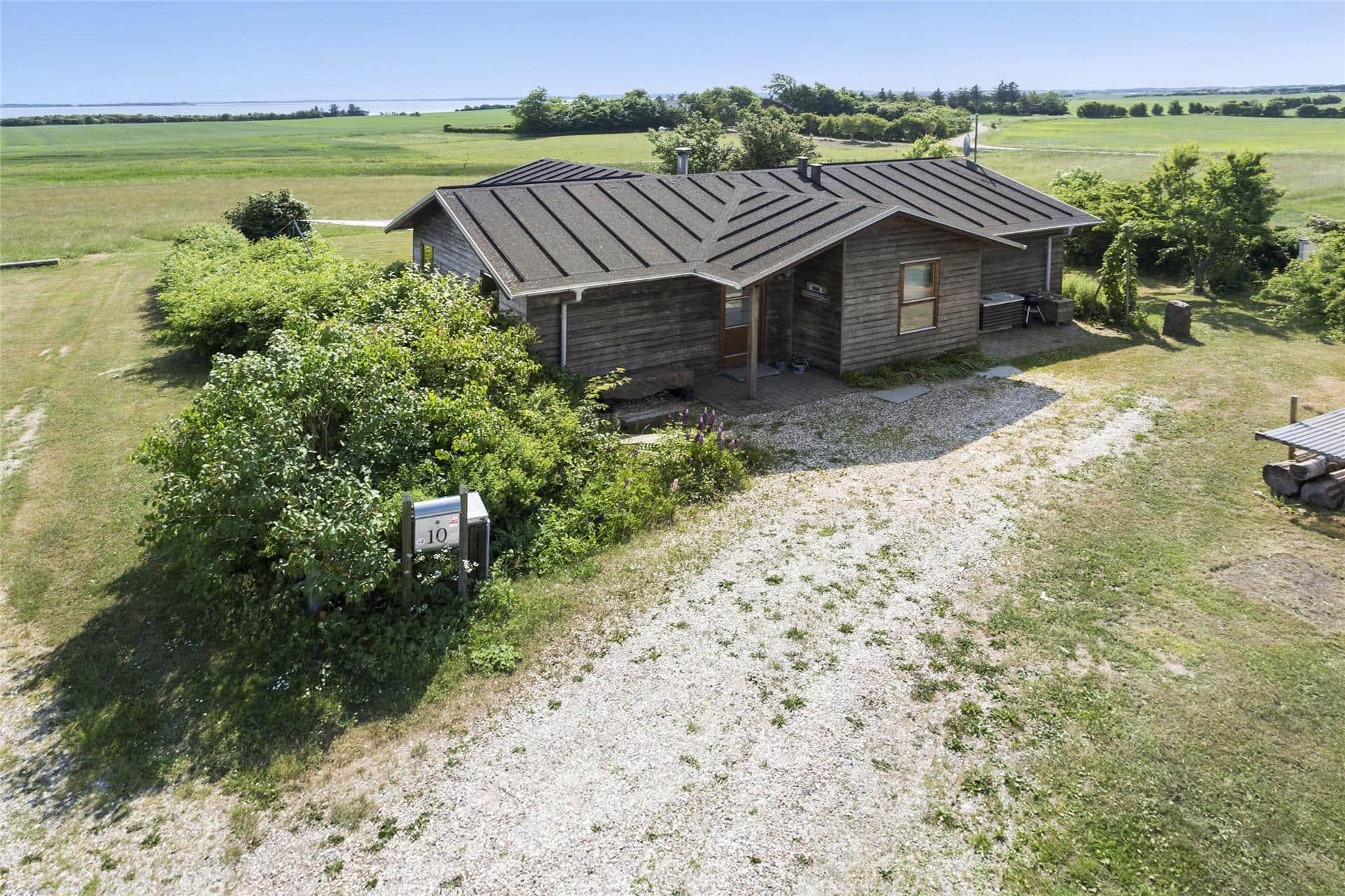 Billede 1-13 Sommerhus 241, Kongens Borer 10, DK - 7752 Snedsted