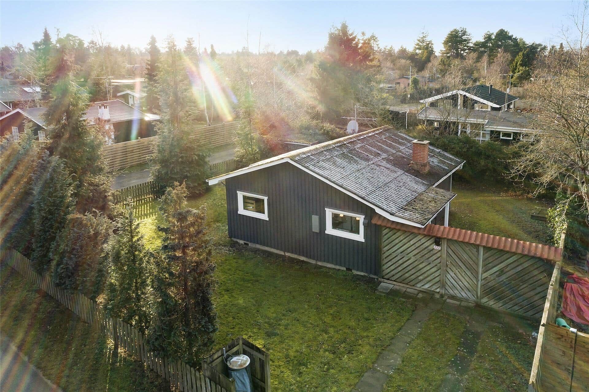 Billede 1-174 Sommerhus M17020, Bøtøvej 222, DK - 4873 Væggerløse