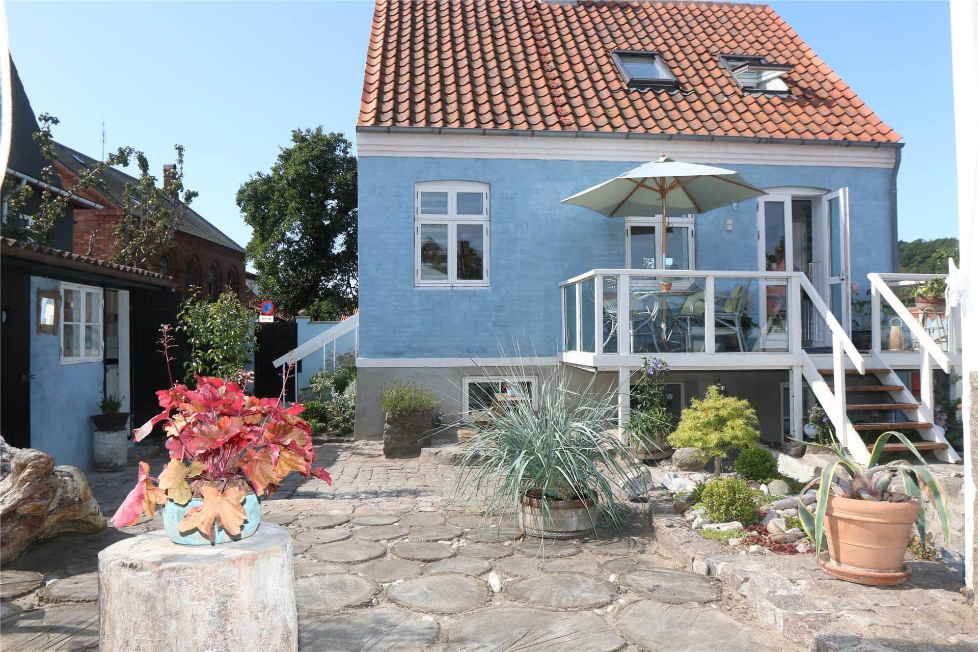 Billede 1-10 Sommerhus 6770, Bredgade 8, DK - 3770 Allinge
