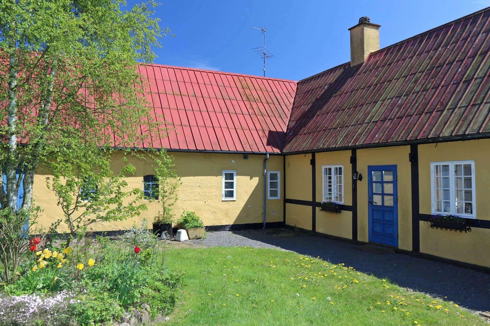 Bilde 1-10 Feirehus 3630, Kannikegårdsvej 23, DK - 3730 Nexø