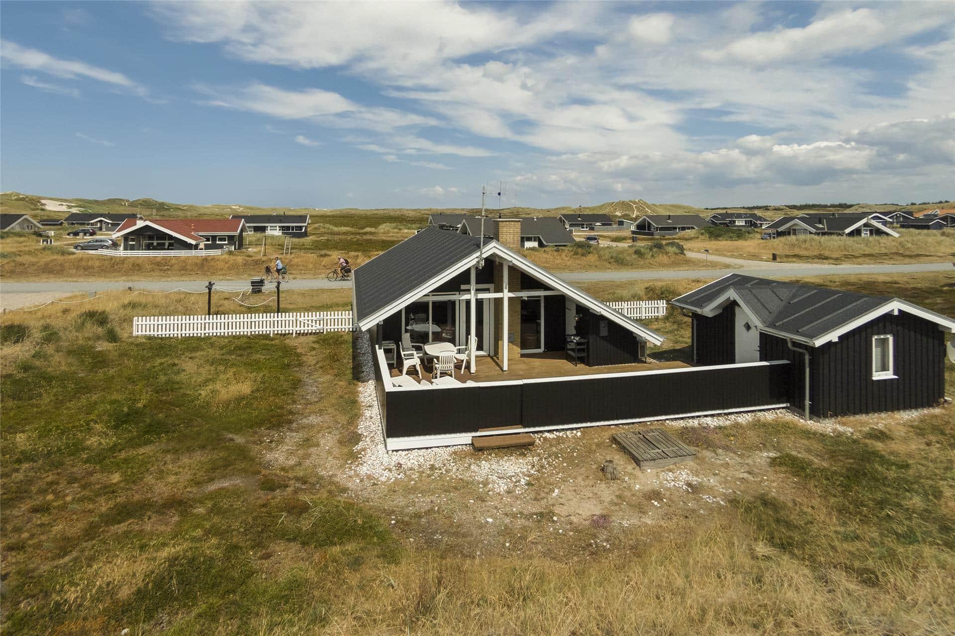 Bild 1-4 Stuga 618, Bjerregårdsvej 422, DK - 6960 Hvide Sande
