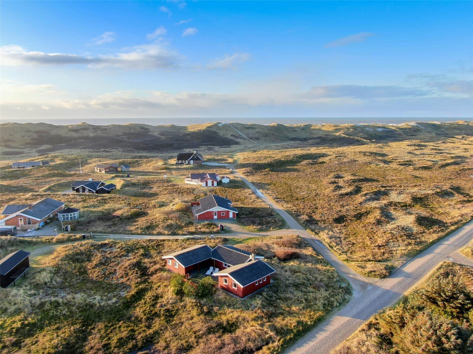 Image 1-4 Holiday-home 414, Tingodden 55, DK - 6960 Hvide Sande