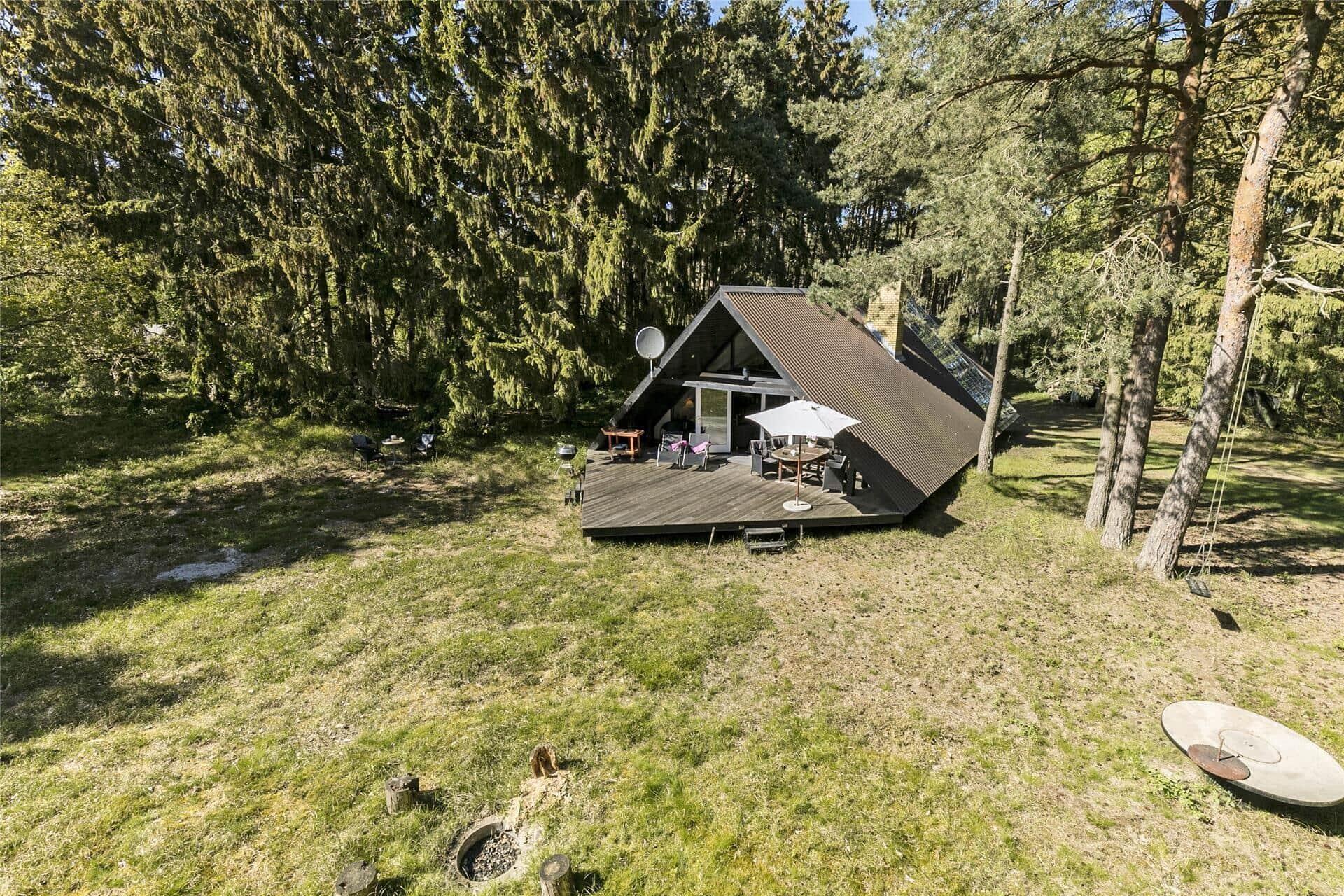 Billede 1-10 Sommerhus 1413, Vestre Sømarksvej 23, DK - 3720 Aakirkeby