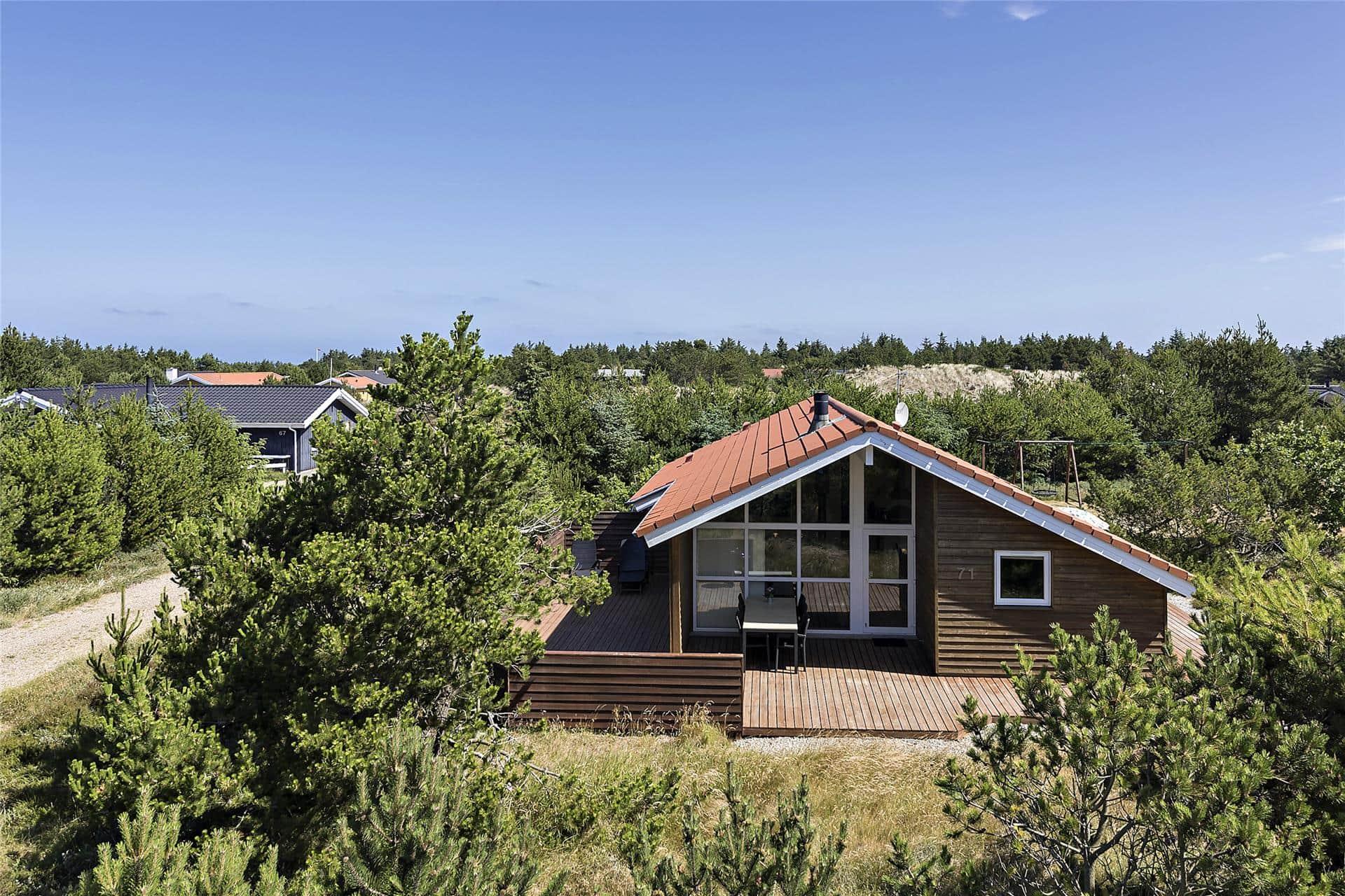 Billede 1-13 Sommerhus 919, Spanggårdsvej 71, DK - 7700 Thisted