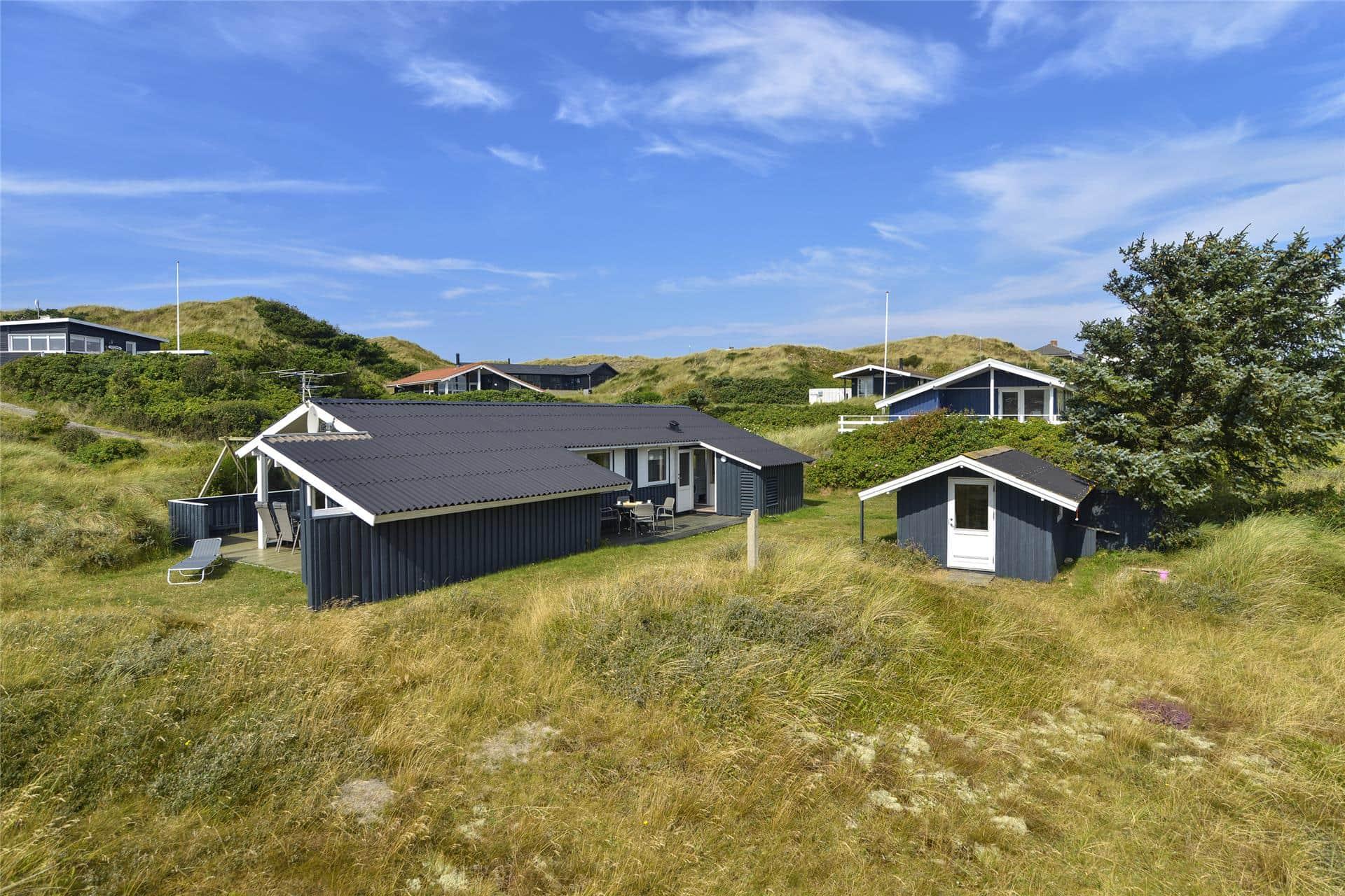 Bild 1-4 Ferienhaus 767, Søndergade 76, DK - 6960 Hvide Sande