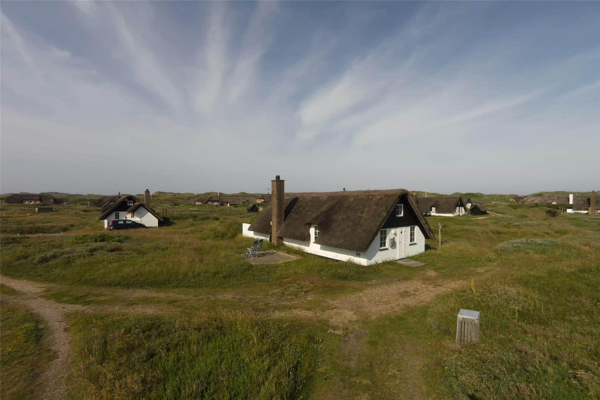 Billede 1-4 Sommerhus 274, Nordsø Ferievej 86, DK - 6950 Ringkøbing