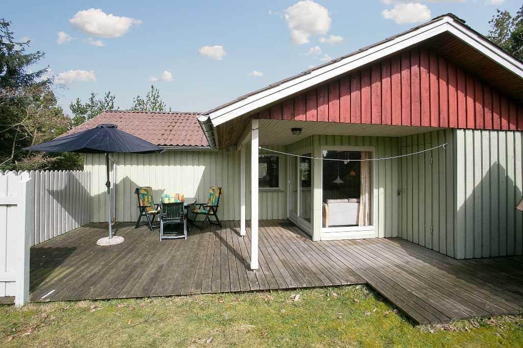 Afbeelding 1-125 Vakantiehuis 6104, Hedevang 62, DK - 6830 Nørre Nebel