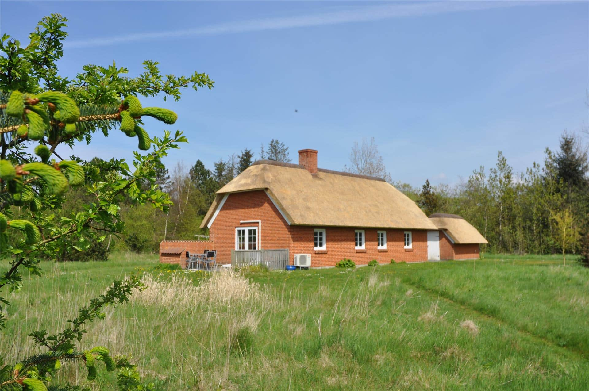 Billede 1-175 Sommerhus 10260, Bækbyvej 92, DK - 6990 Ulfborg
