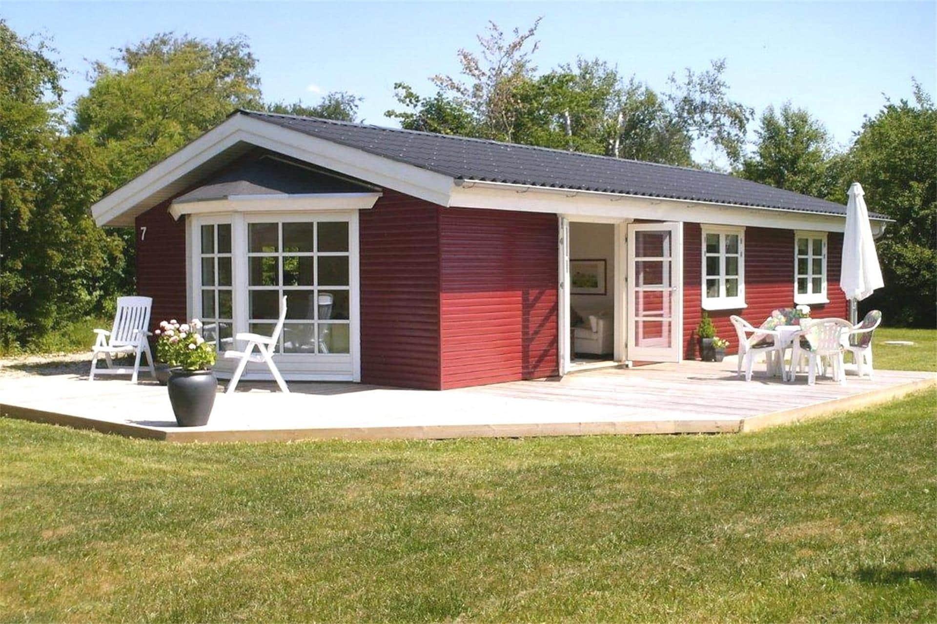 Billede 1-26 Sommerhus SL161, Strandengen 7, DK - 4220 Korsør