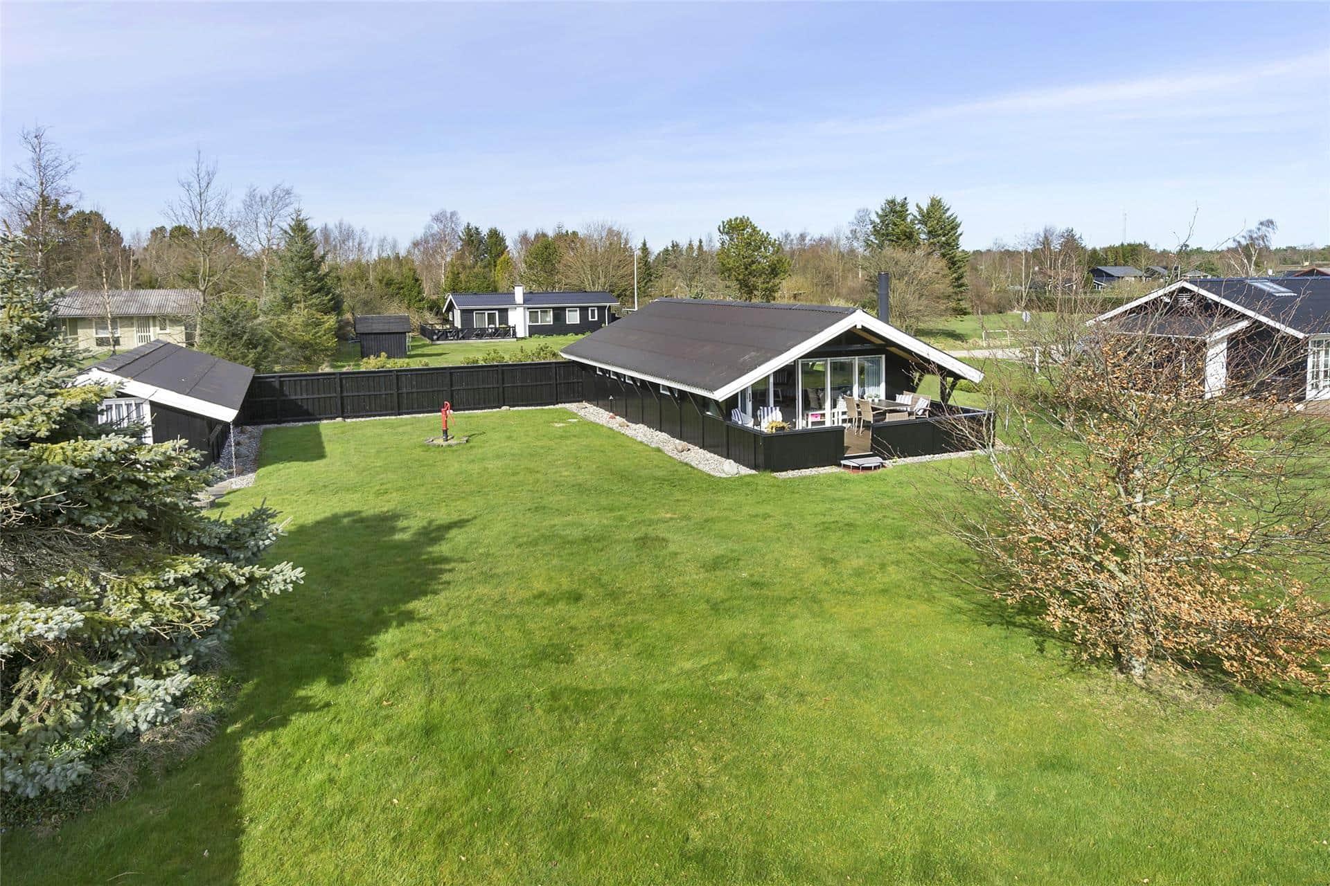 Billede 1-401 Sommerhus HA241, Knudsvej 11, DK - 9370 Hals