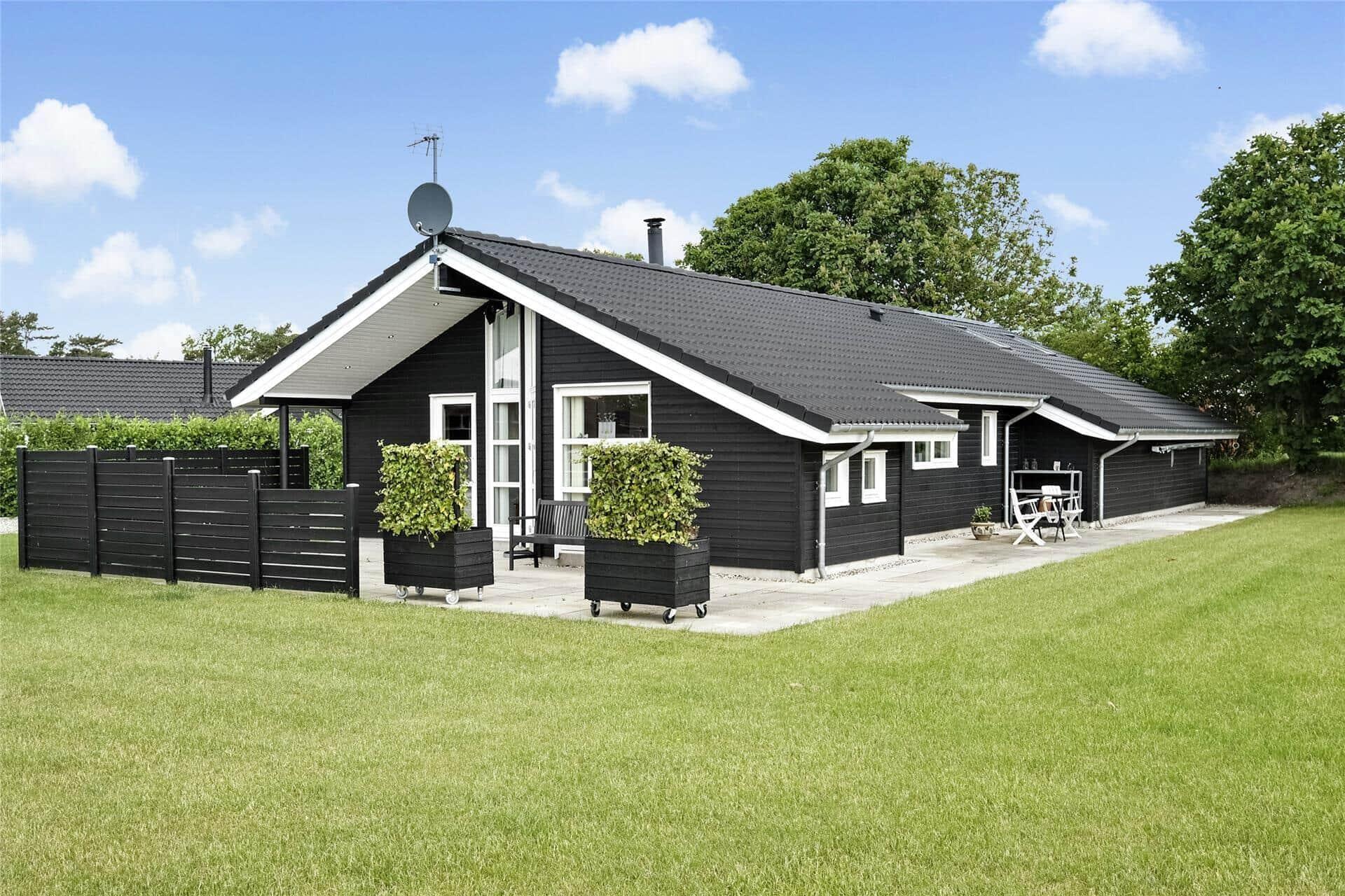 Billede 1-401 Sommerhus OH335, Haslevgårde Eng 15, DK - 9560 Hadsund
