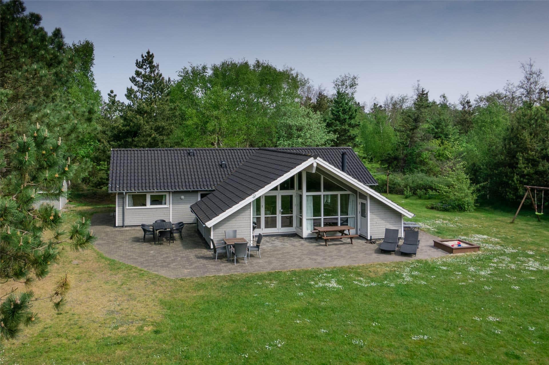 Bilde 1-11 Feirehus 0150, Gertrud Rasksvej 9, DK - 6792 Rømø