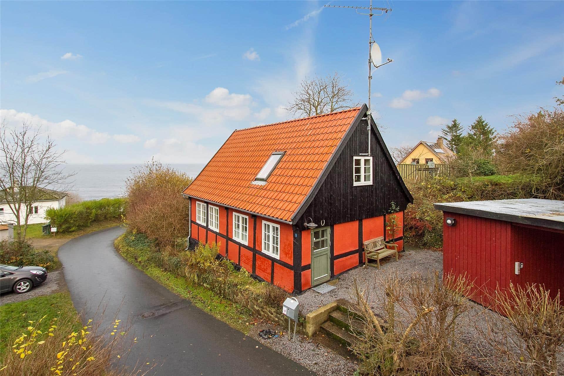 Bilde 1-10 Feirehus 5745, Kåsevej 1, DK - 3770 Allinge