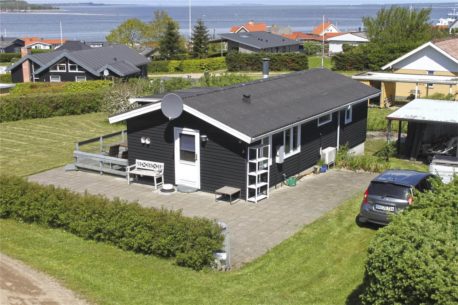 Bilde 1-3 Feirehus L15106, Rønnevej 3, DK - 9640 Farsø