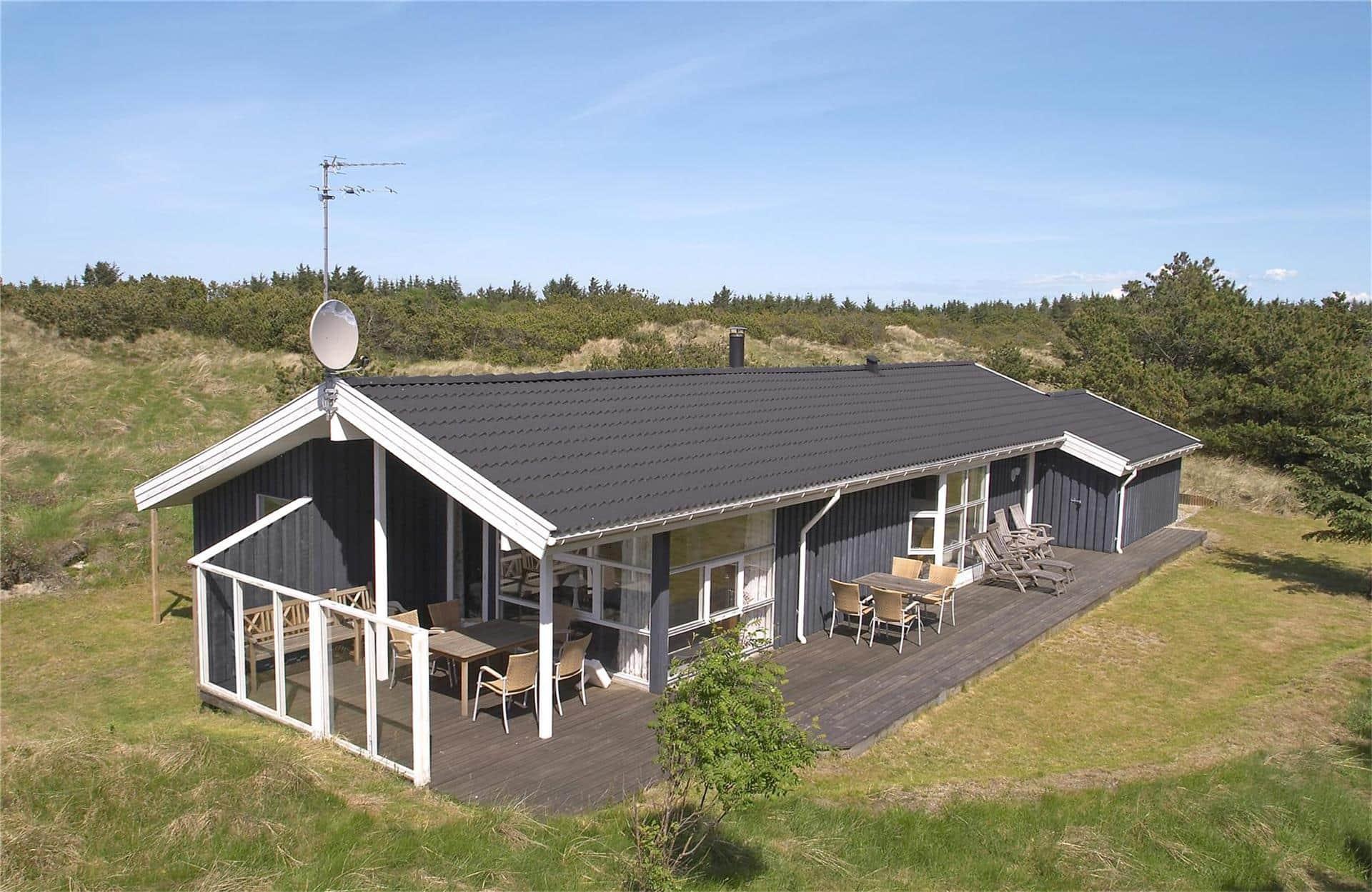 Billede 1-14 Sommerhus 209, Silkeborgvej 6, DK - 9493 Saltum