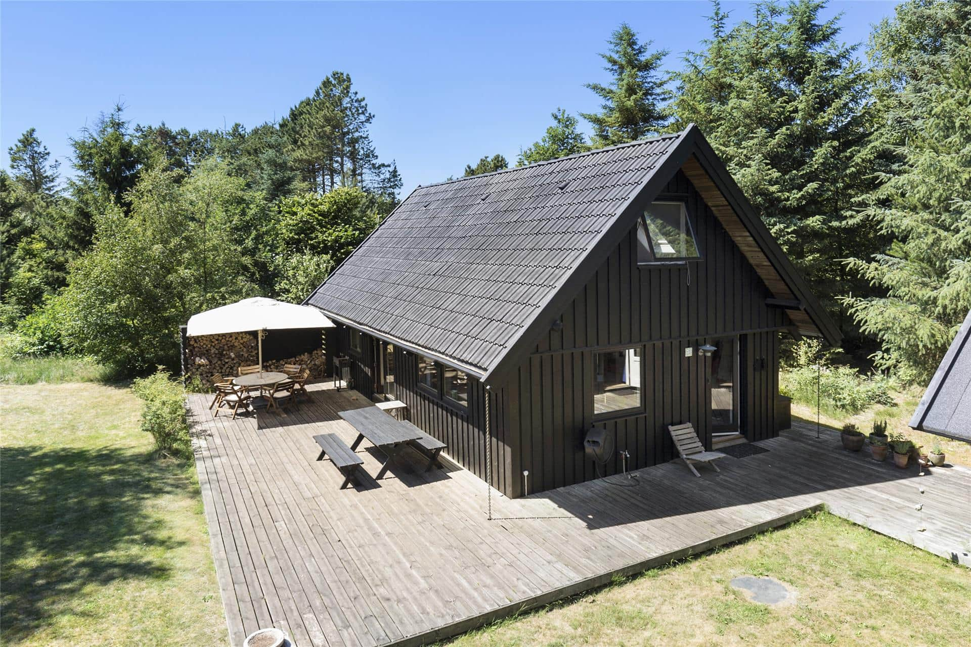 Billede 1-17 Sommerhus 13393, Karolinevej 21, DK - 4573 Højby