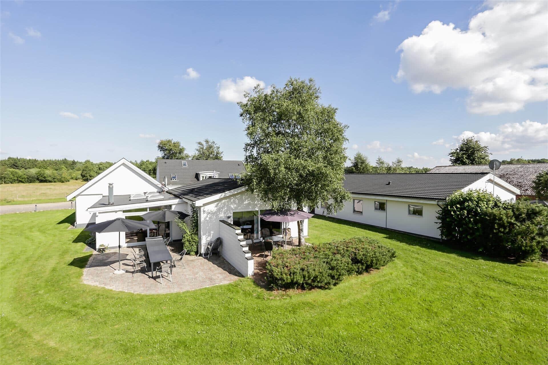 Billede 1-3 Sommerhus F30133, Nørhovedvej 16, DK - 8766 Nørre Snede